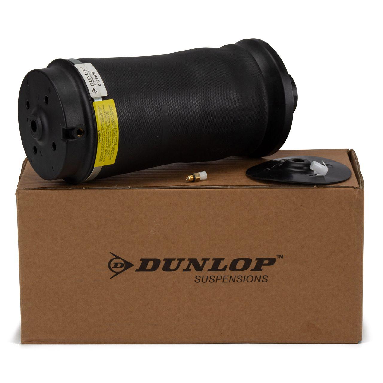 DUNLOP Luftfeder für MERCEDES-BENZ GL X164 GLE M-Klasse W164 W166 hinten