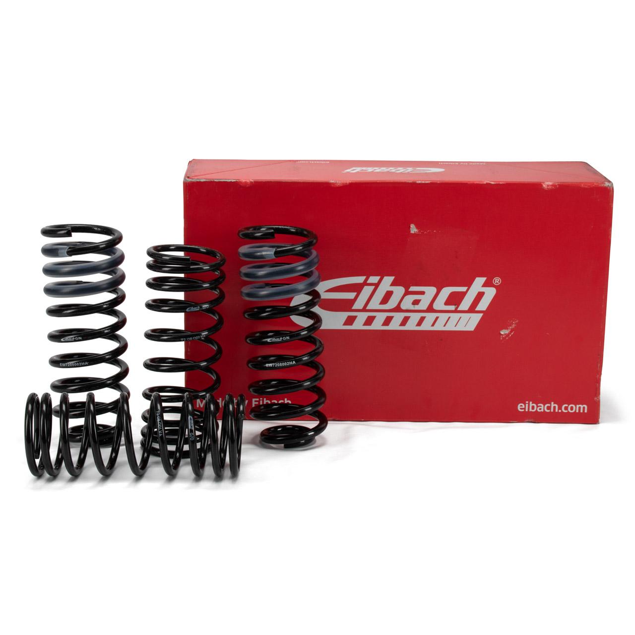 EIBACH E7208-140 Pro-Kit Tieferlegungsfedernsatz PORSCHE 993 3.6/3.8 Carrera vorne hinten