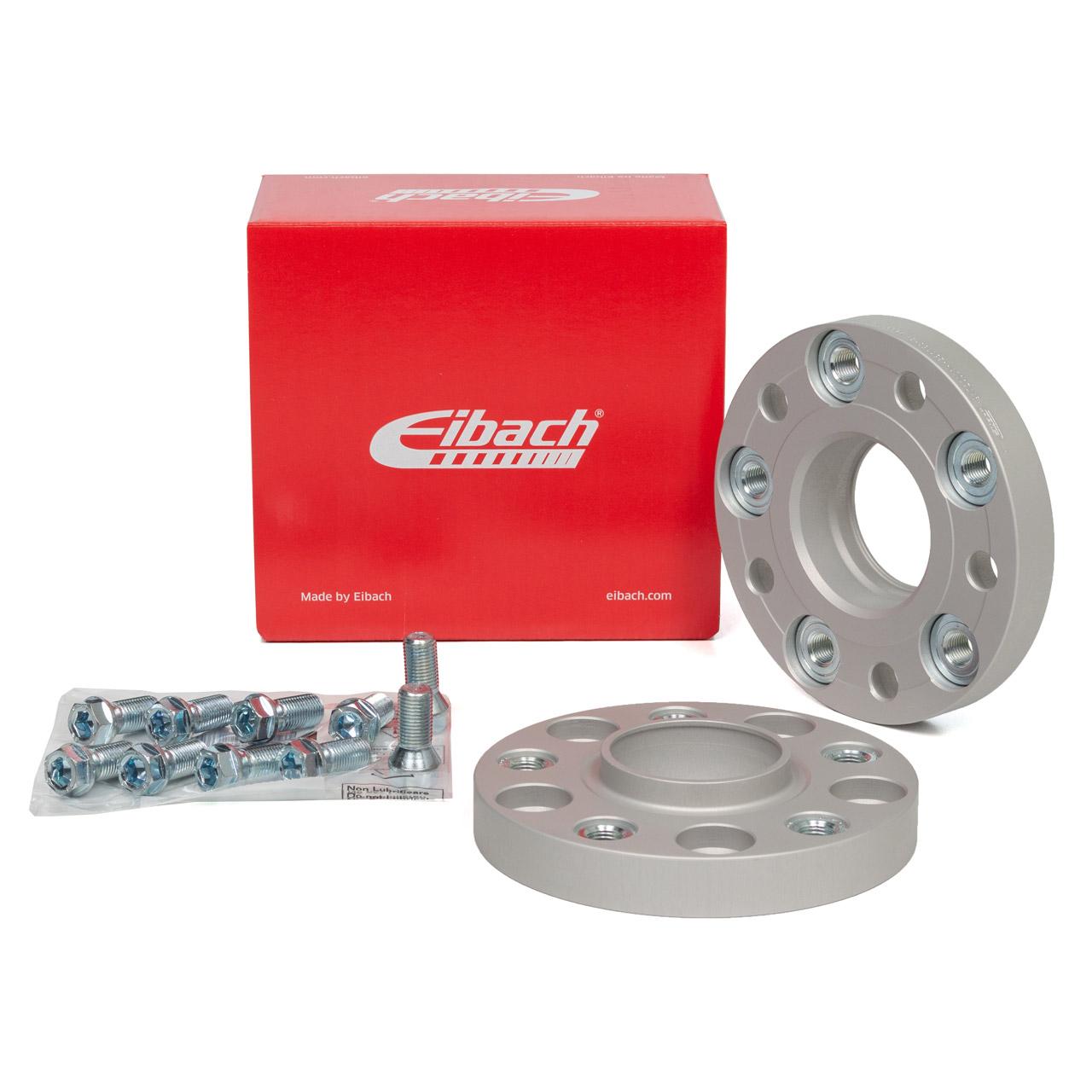 EIBACH PRO SPACER 46mm Spurverbreiterung PORSCHE 996 997 991 Boxster Cayman 986 987