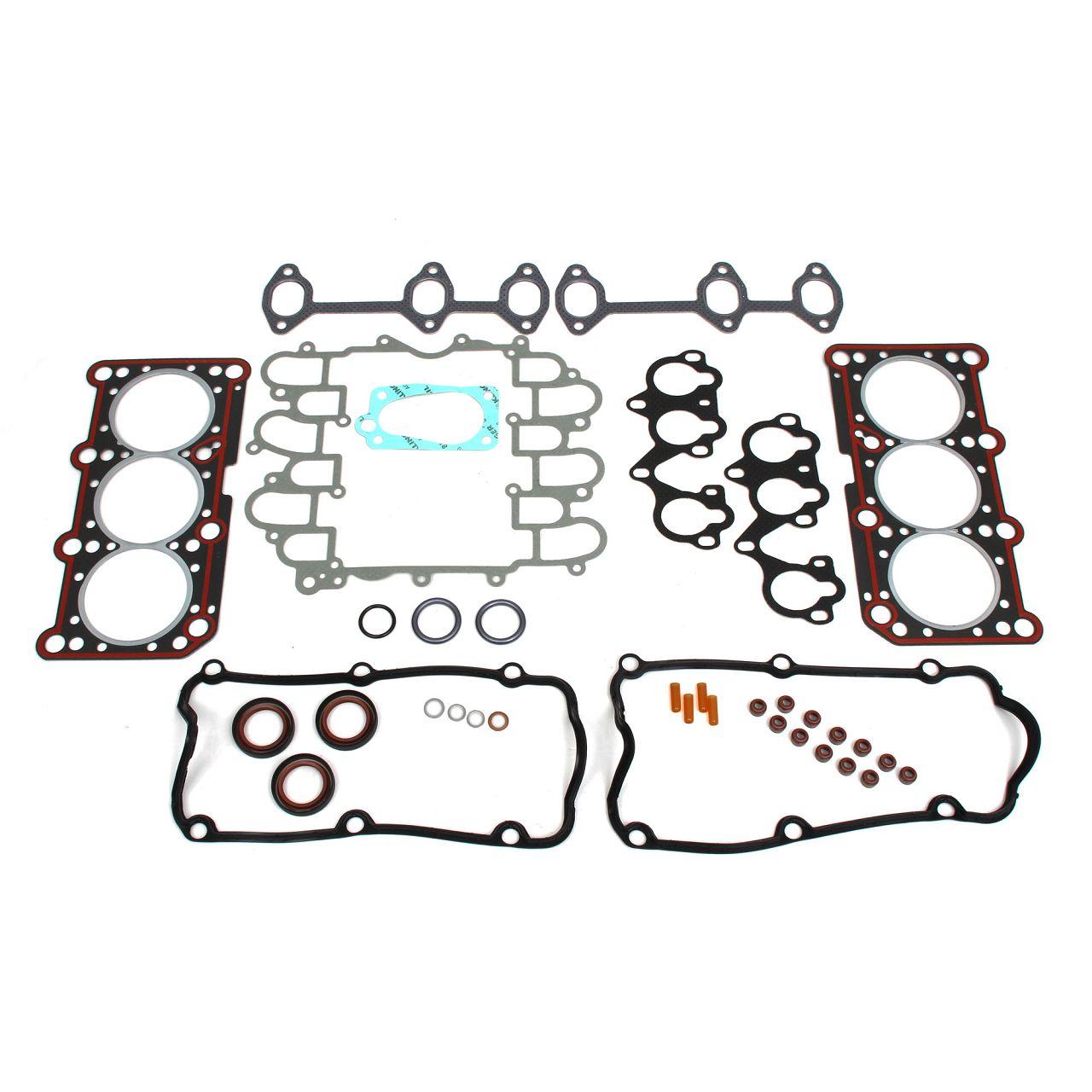 ELRING Zylinderkopfdichtung + Schraubensatz AUDI A4 (B5) A6 (C4) A8 (4D) 2.6 2.8
