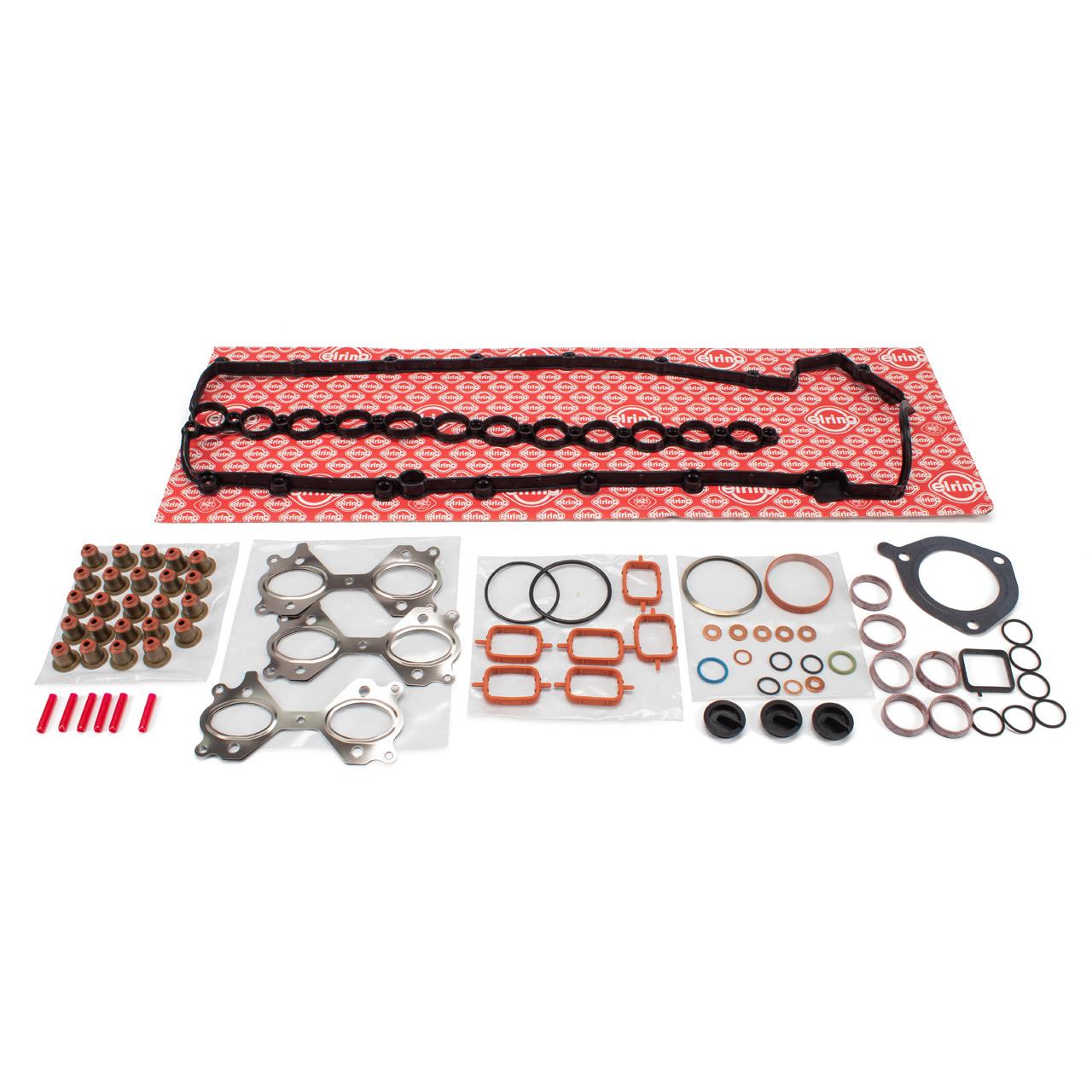 ELRING 263.620 Zylinderkopfdichtungssatz BMW 3er E90-93 5er E60 E61 X3 X5 N57 M57 6 Zyl.
