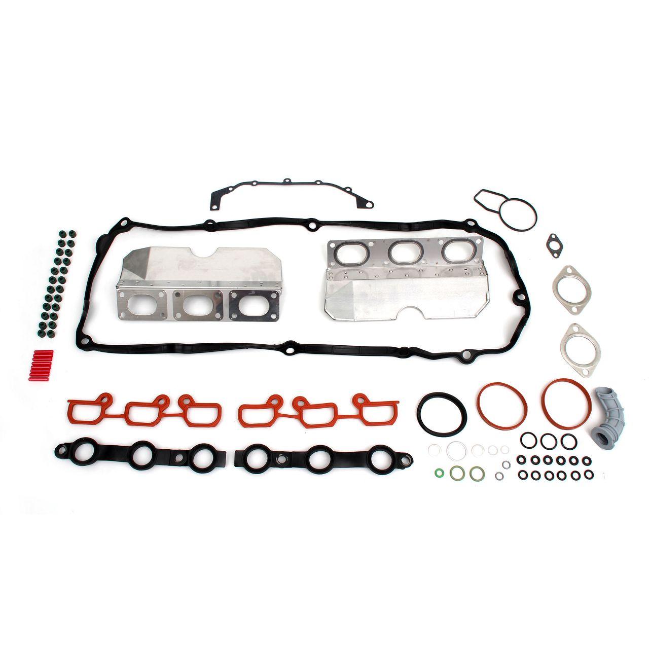 ELRING Zylinderkopfdichtung + Schraubensatz für BMW E46 E39 E60 E61 E65-67 M54