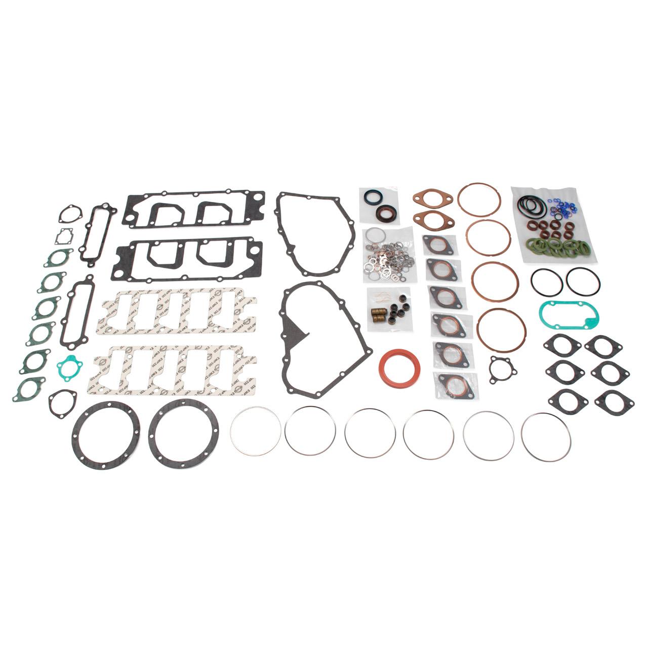ELRING 232.182 Motordichtungssatz für PORSCHE 911 2.7 SC Carrera RS 91110090700