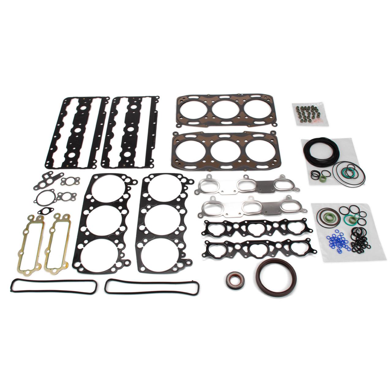 ELRING 845.640 Motordichtungssatz für PORSCHE 996 3.6 S / 3.6 Turbo 4 / 3.6 GT2
