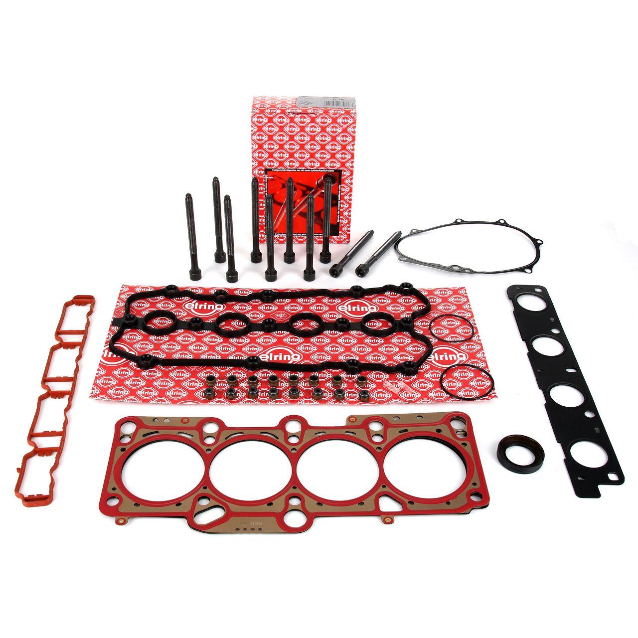 ELRING Zylinderkopfdichtung + Schraubensatz AUDI SEAT SKODA VW 2.0TFSI / GTI / R