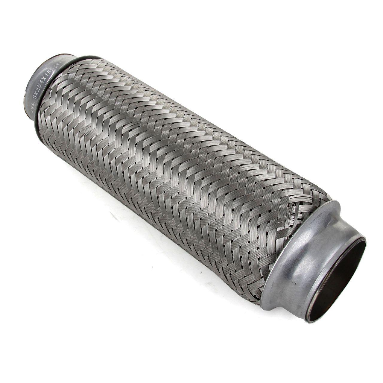 Rohrverbinder Flexrohr Auspuff INNER BRAID Ø 54,5 mm Länge 254 mm