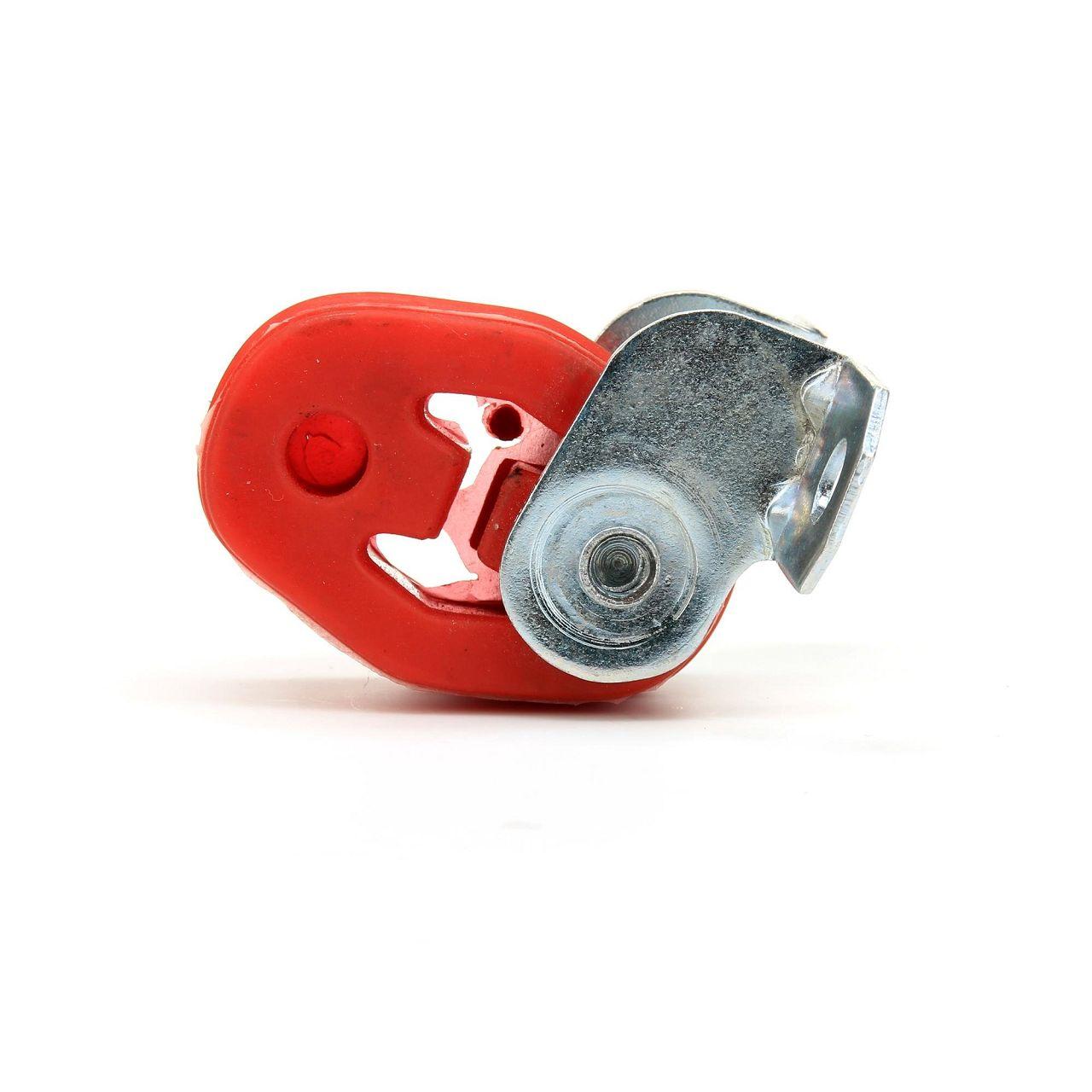 Halter Auspuff Schalldämpferhalter Aufhängung VW Polo 9N 1.4 FSI 6Q0253144