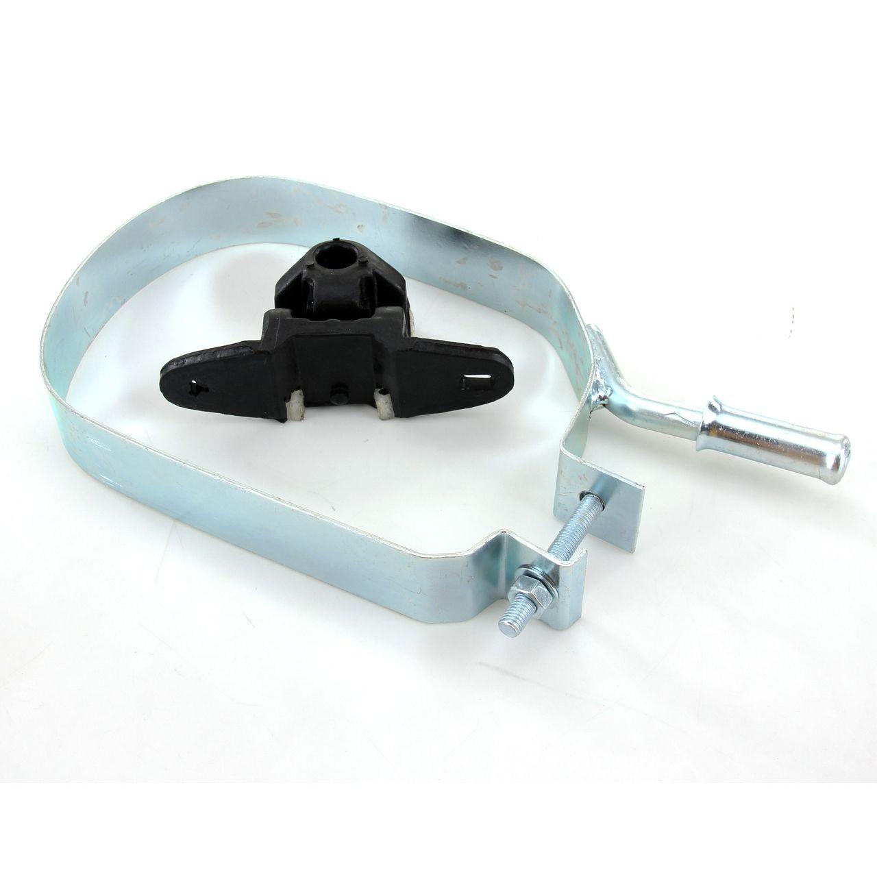 Montagesatz Auspuff Schalldämpferhalter CITROEN C2 C3 PEUGEOT 1007 1.1-1.6