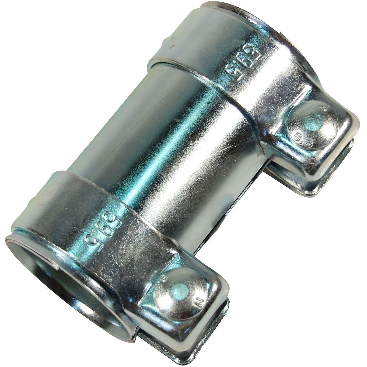 Rohrverbinder Doppelschelle Auspuff Abgasanlage Ø 55 mm x Länge 125 mm