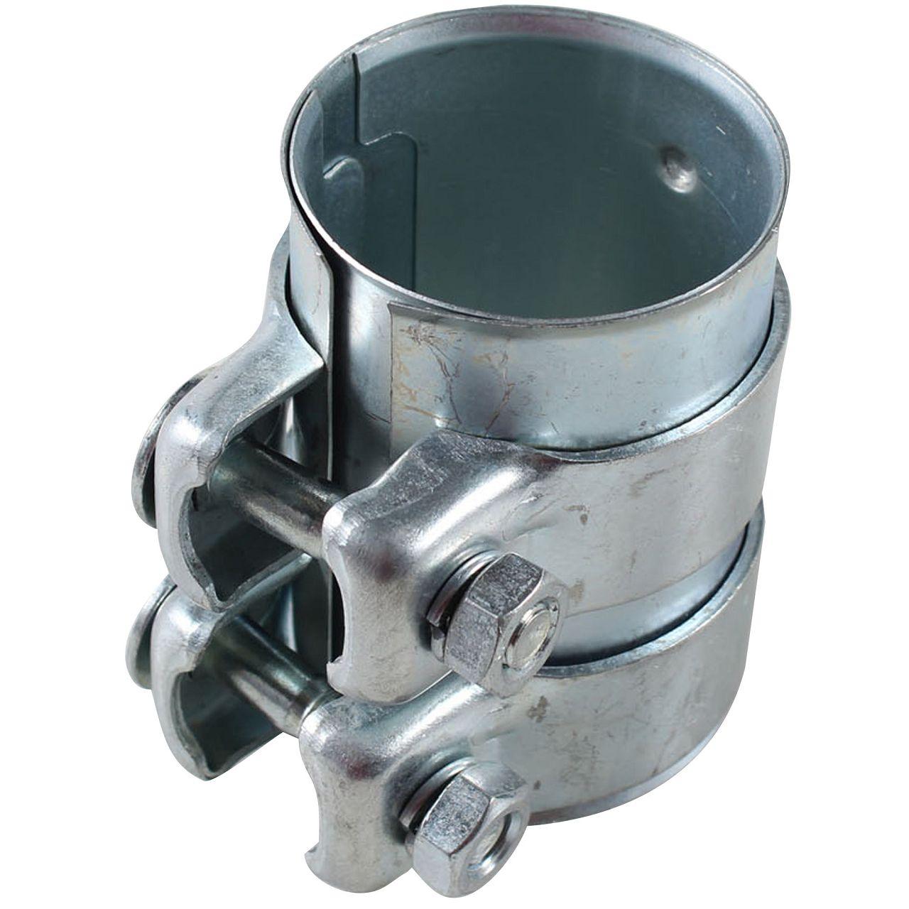 Rohrverbinder Doppelschelle Auspuff Abgasanlage Ø 60 mm x Länge 95 mm