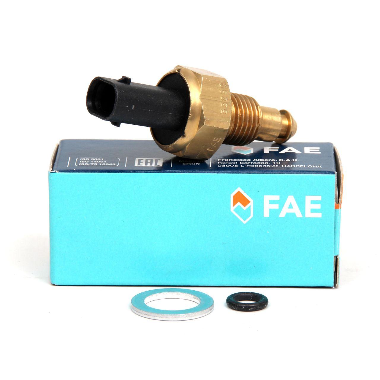 FAE Temperaturgeber Sensor Kraftstofftemperatur 33880 für KIA MERCEDES-BENZ