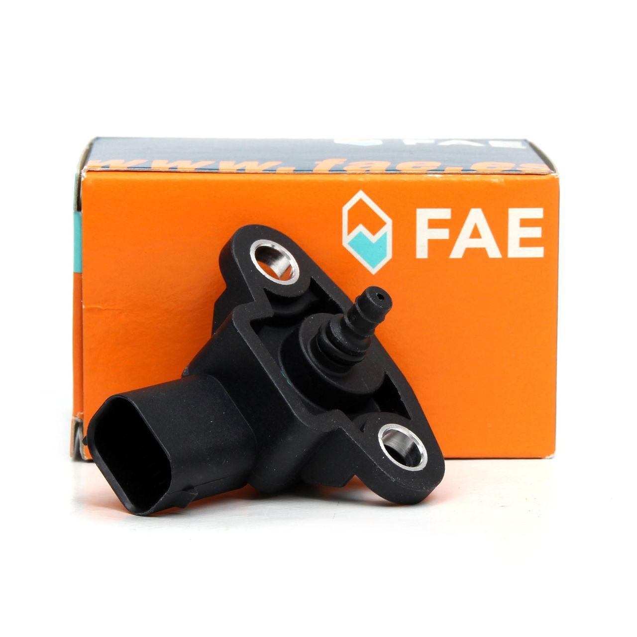 FAE Unterdrucksensor Saugrohrdrucksensor 15089 für MERCEDES CDI-Diesel-Motoren