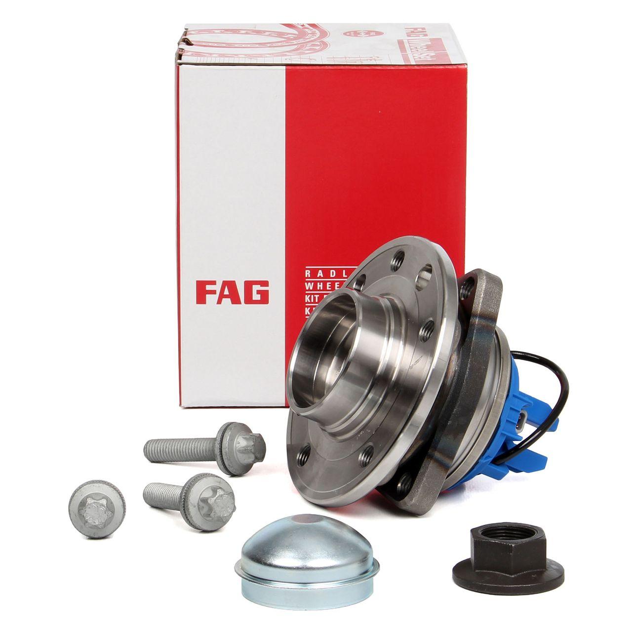 FAG Radnabe Radlager + ABS Sensor 5-Loch für OPEL SIGNUM VECTRA C vorne