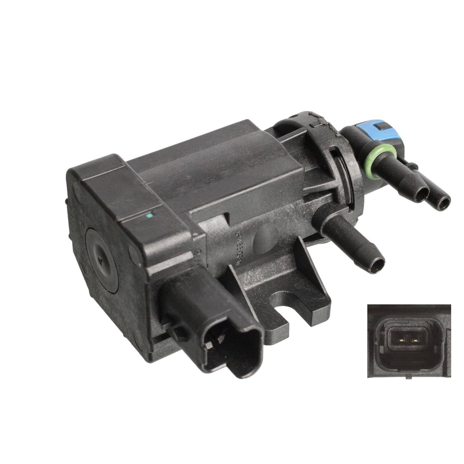 FEBI 108712 Druckwandler Magnetventil Abgassteuerung FIAT FORD CITROEN PEUGEOT 308 508 807