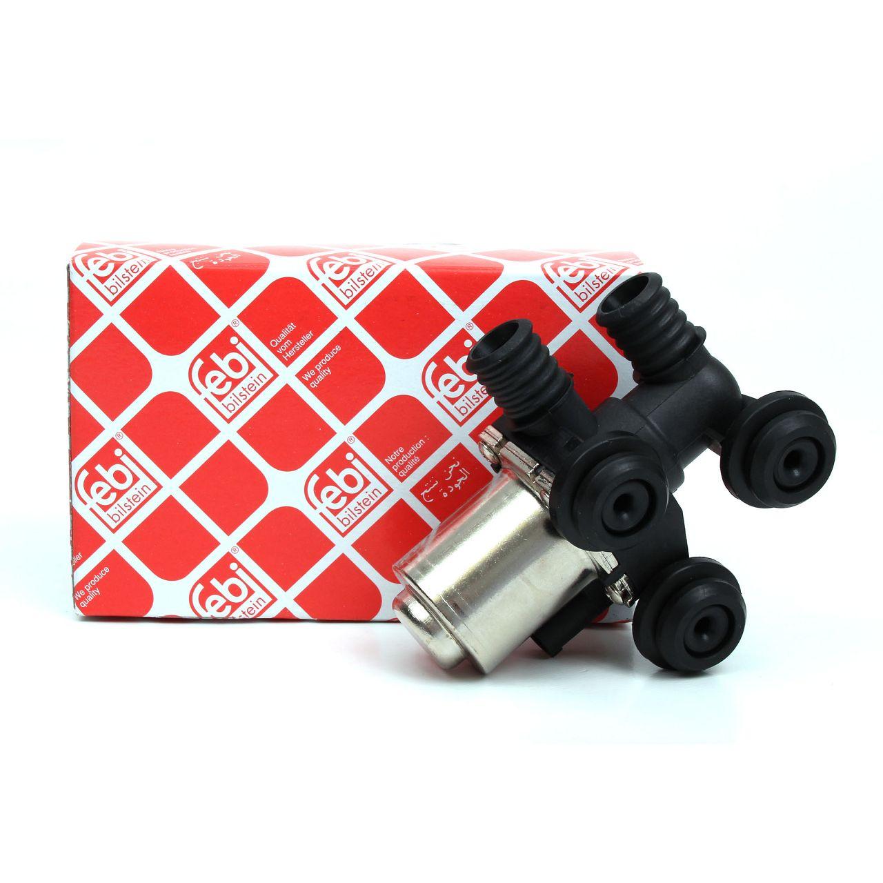 FEBI 46452 Heizungsventil Kühlmittelregelventil Regelventil für BMW E46 E39 E53