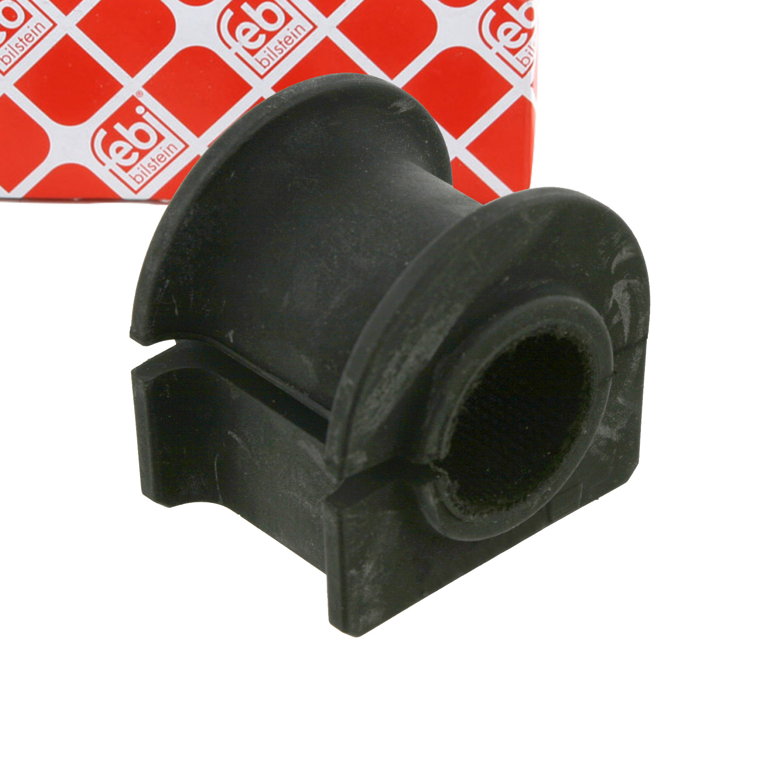 2x FEBI 24220 Stabilisatorlager FORD Mondeo 3 MK3 Stufenheck hinten