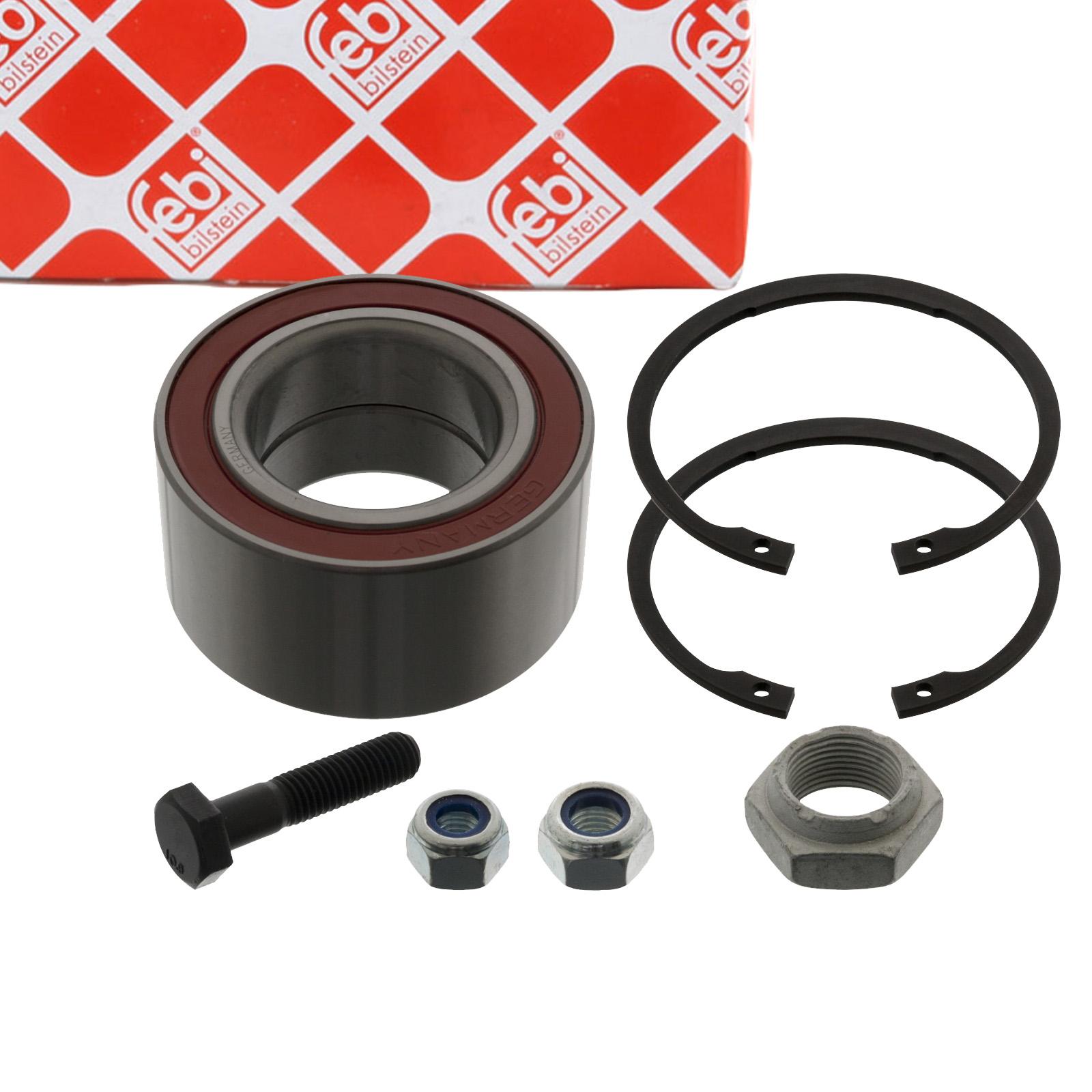FEBI 03622 Radlagersatz Radlager AUDI 100 (C2 C3) 200 Quattro (85) V8 (4C) vorne 443498625