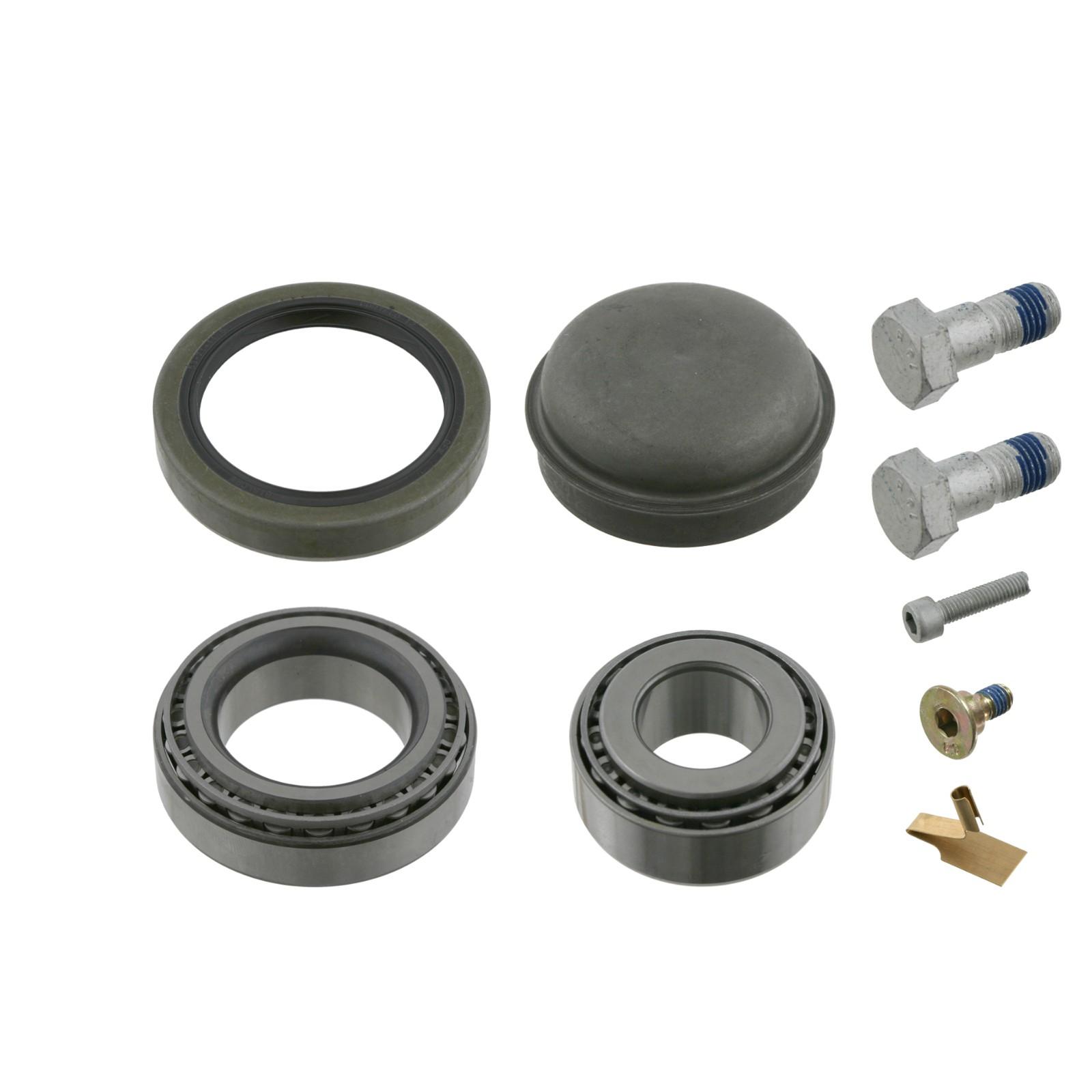 FEBI 05416 Radlagersatz Radlager MERCEDES W140 S280-600 S300/350 Turbo-D vorne A1403300251