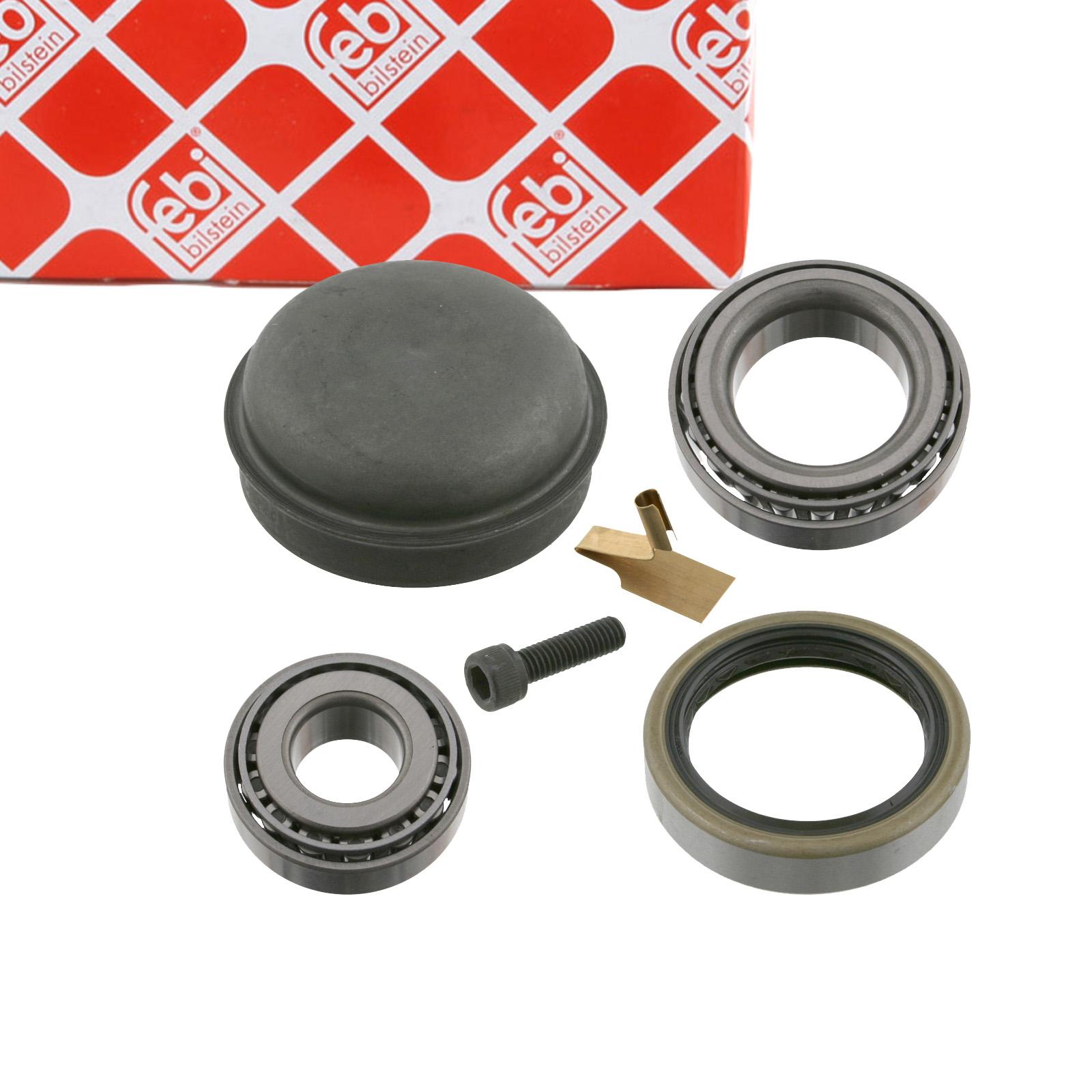 FEBI 05421 Radlagersatz Radlager MERCEDES-BENZ 190 W201 E 2.0 / D 2.0 vorne A2013300051