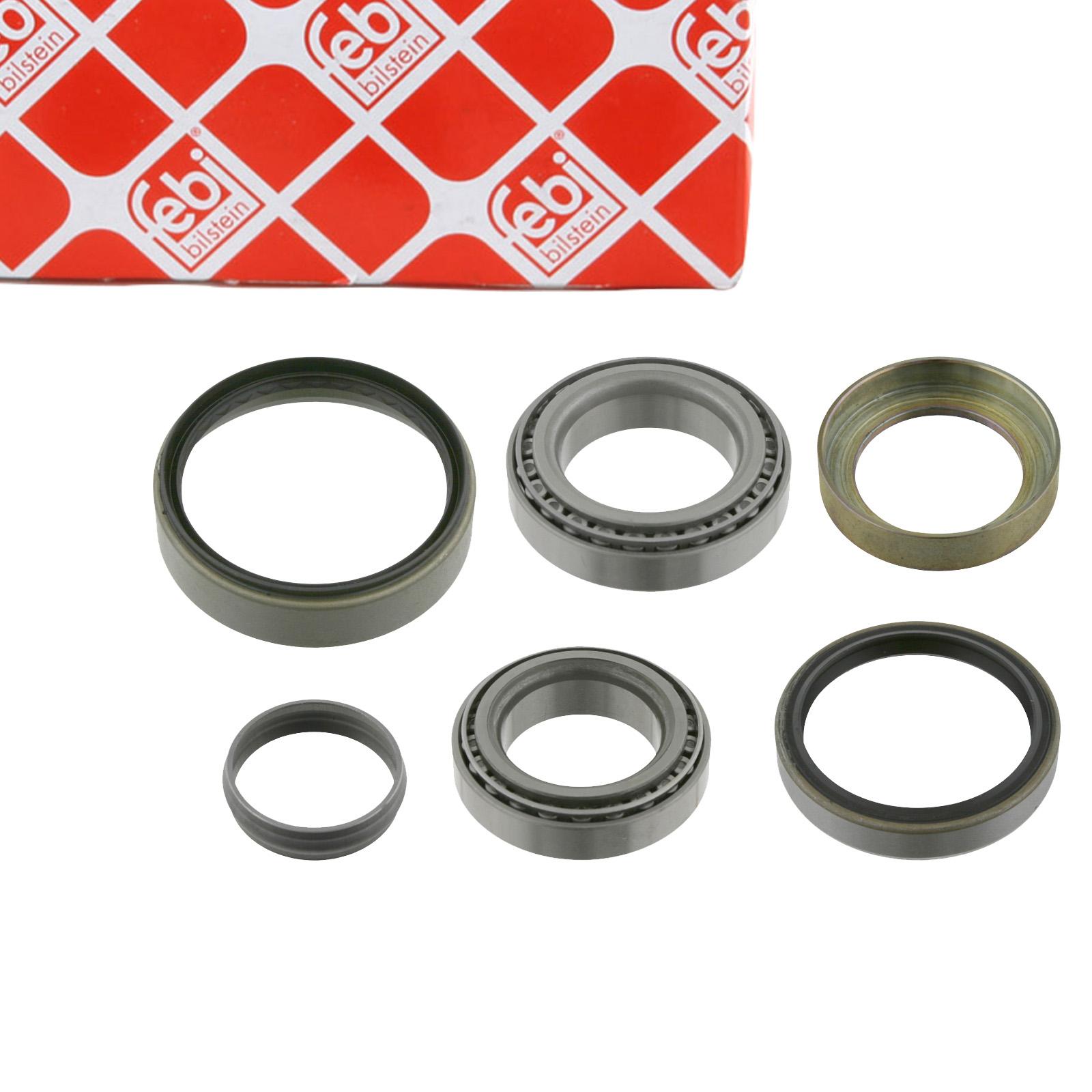 FEBI 05569 Radlagersatz Radlager MERCEDES W114 W115 W123 W116 W126 R107 hinten 1155860635