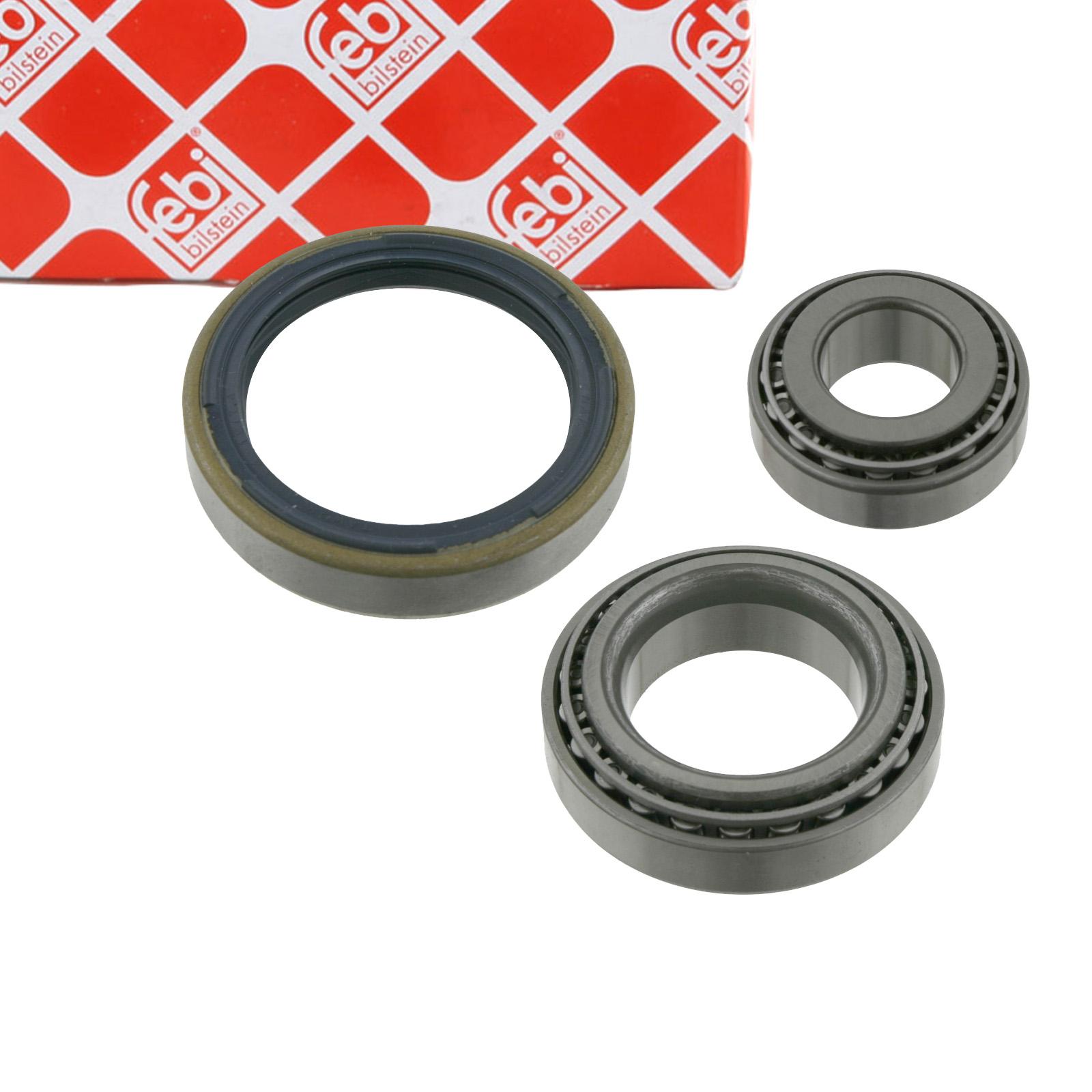 FEBI 07870 Radlagersatz Radlager MERCEDES 190 W201 W202 W210 W124 SLK R170 CLK C208 vorne
