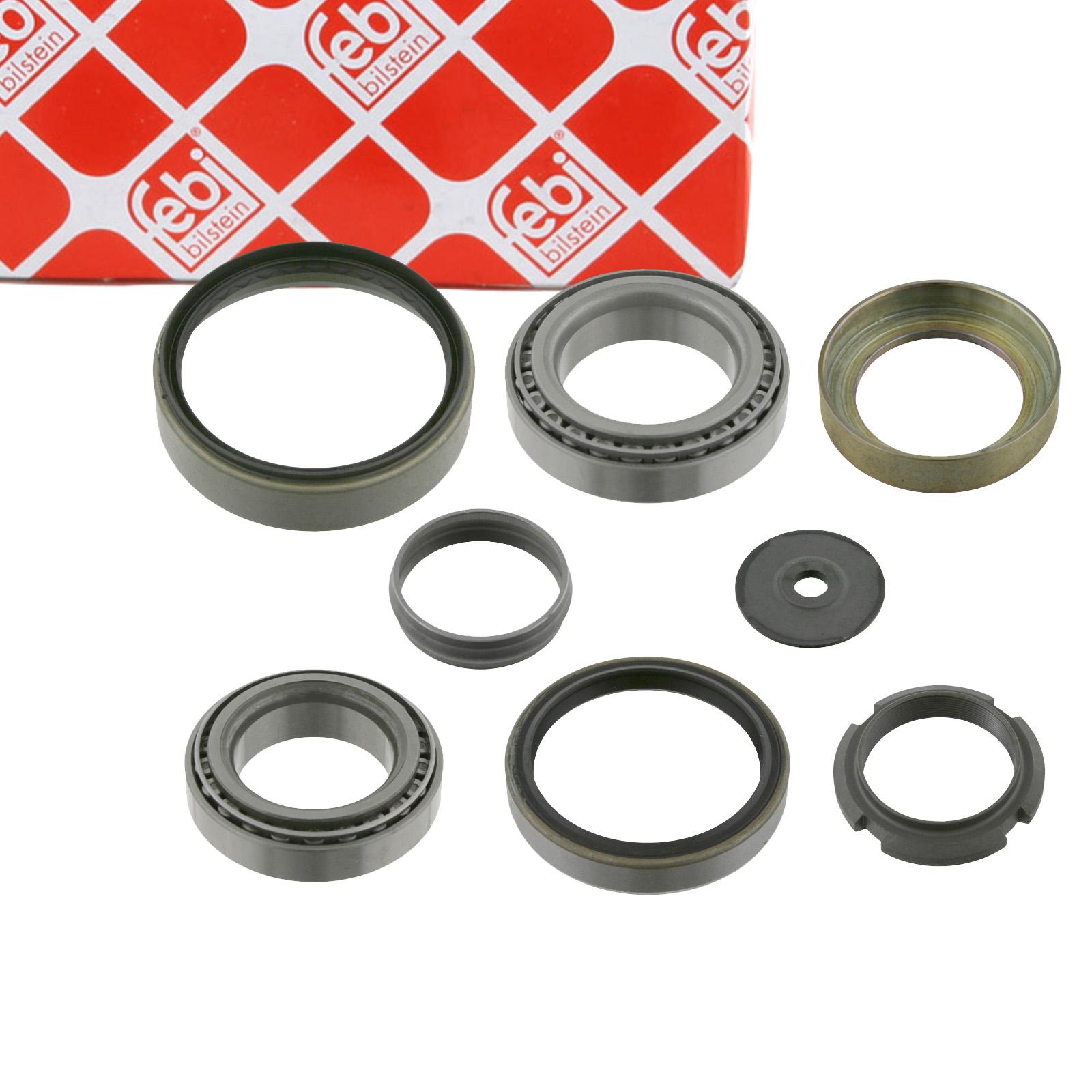 FEBI 08840 Radlagersatz Radlager MERCEDES W114 W115 W123 W116 W126 R107 hinten A1235860035