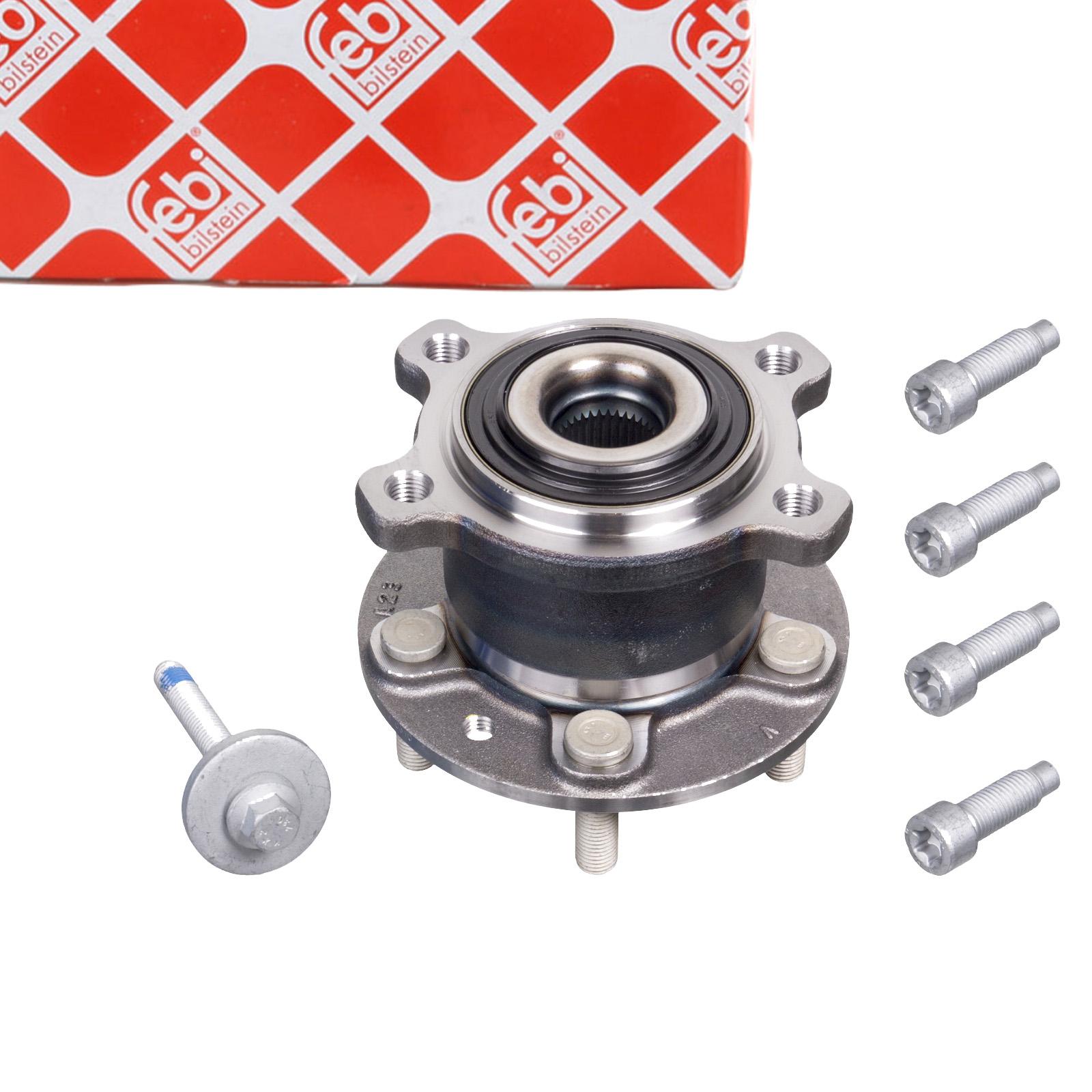 FEBI 102268 Radlagersatz Radnabe Radlager FORD Kuga 1 2.5 4x4 / 2.0TDCi 4x4 hinten 1538604