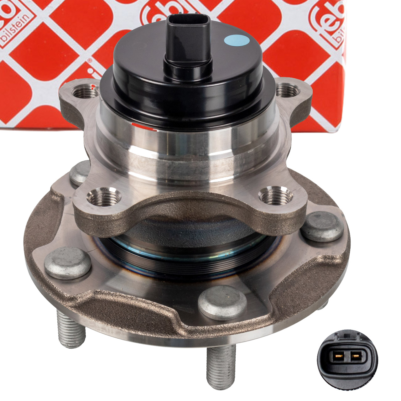 FEBI 107920 Radlagersatz Radnabe LEXUS IS 3 (E3) 200t / 250 / 300h vorne 43550-30071