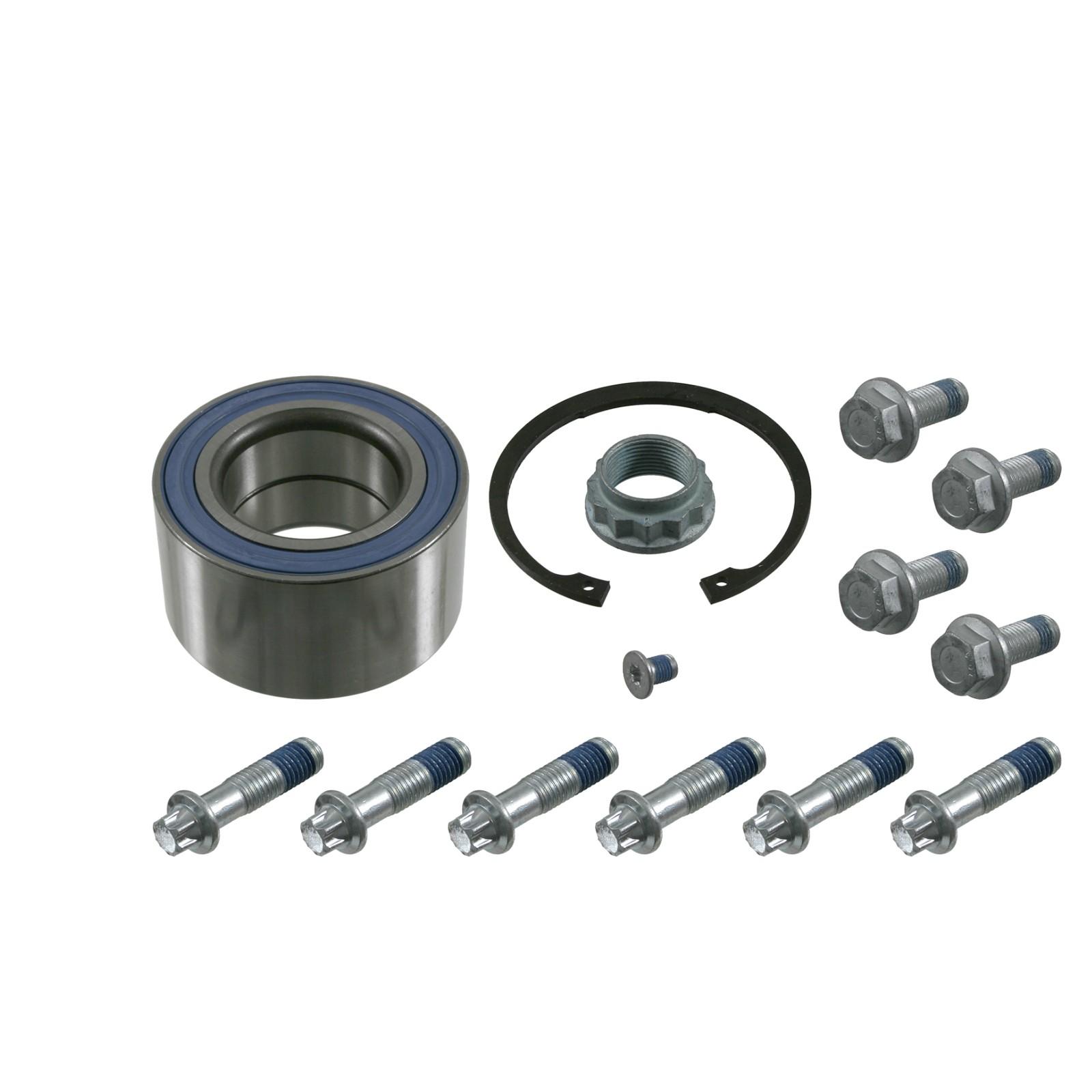 FEBI 21668 Radlagersatz MERCEDES W220 S500-600 S400 CDI / C215 CL500-60 CL55-65 AMG hinten