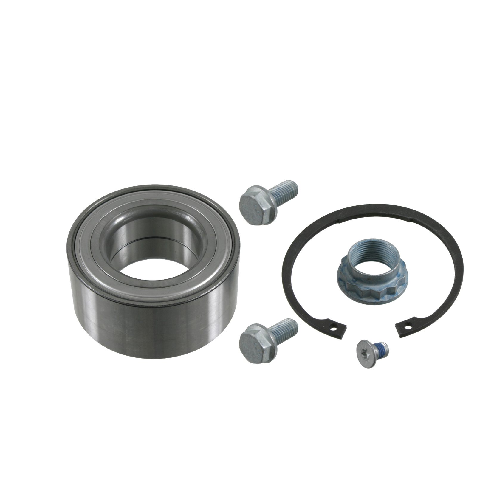 FEBI 21697 Radlagersatz MERCEDES CLK C209 A209 200-500 / 63 AMG / 220-320 CDI hinten