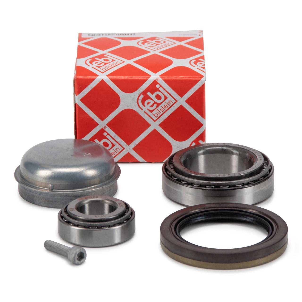 FEBI 26005 Radlagersatz für MERCEDES CLS C219 E-KLASSE W211 S211 SL R230 vorne