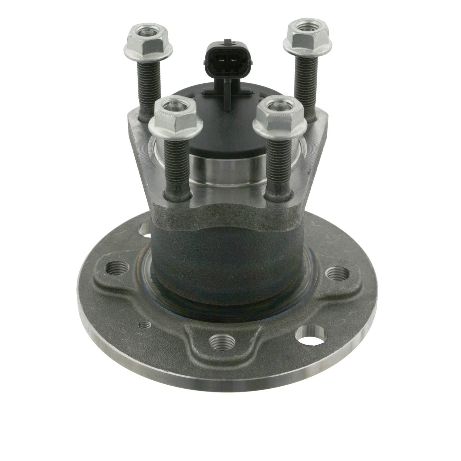 FEBI 27384 Radlagersatz Radnabe OPEL Astra H 1.2-2.0 / 1.3-1.9 CDTI 4-Loch Felge hinten