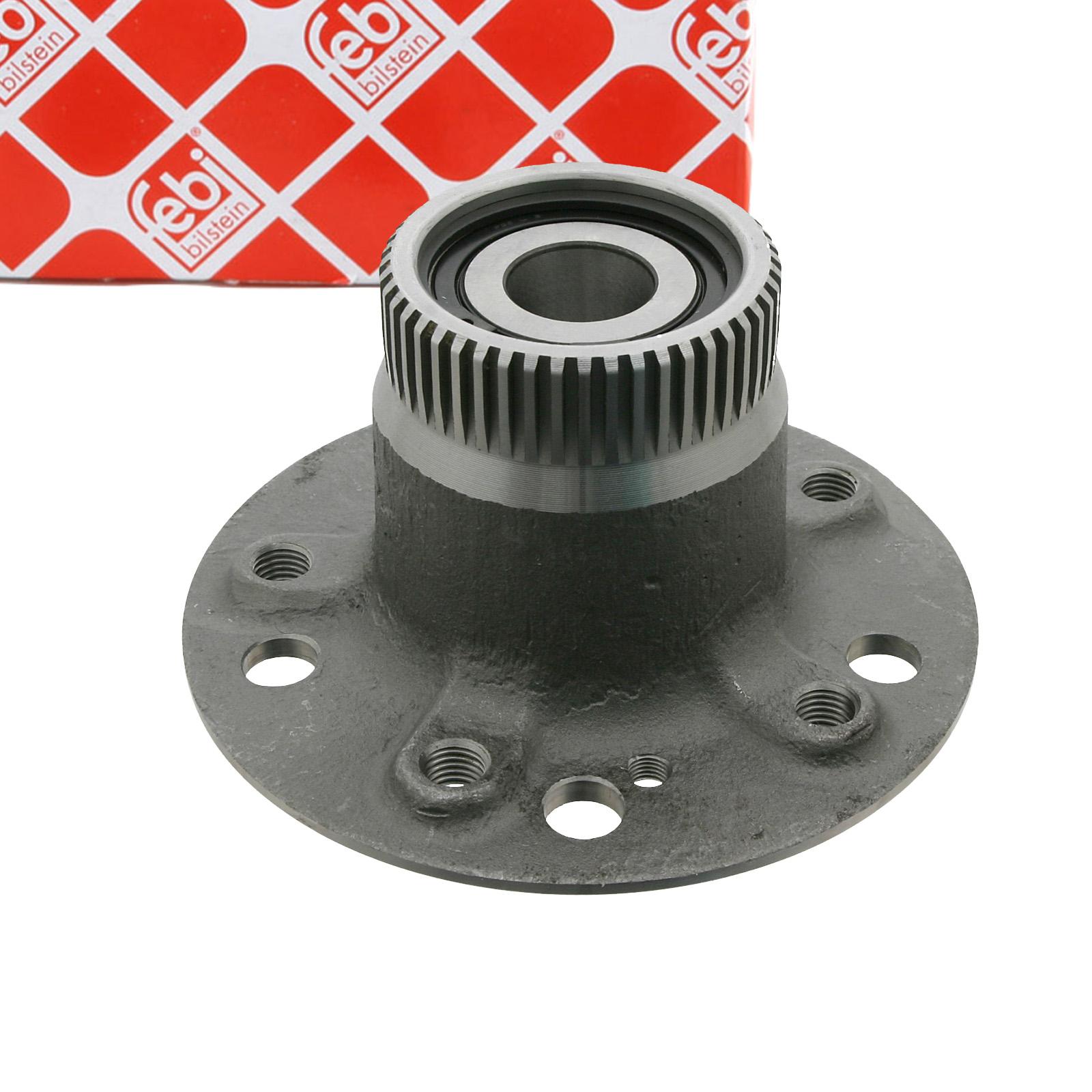 FEBI 28383 Radlagersatz Radnabe MERCEDES W168 A140-210 A160-170 CDI hinten A1683500435