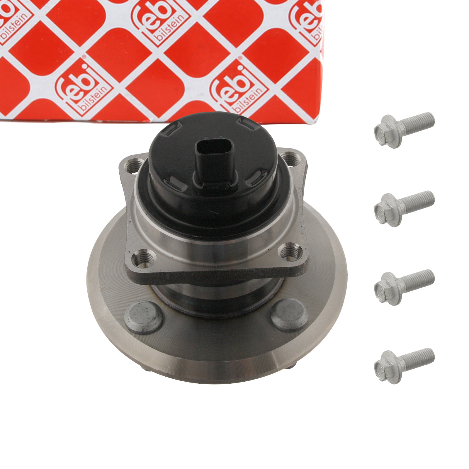 FEBI 31180 Radlagersatz Radnabe + ABS-Sensor TOYOTA COROLLA E11 E12 hinten 42450-12081