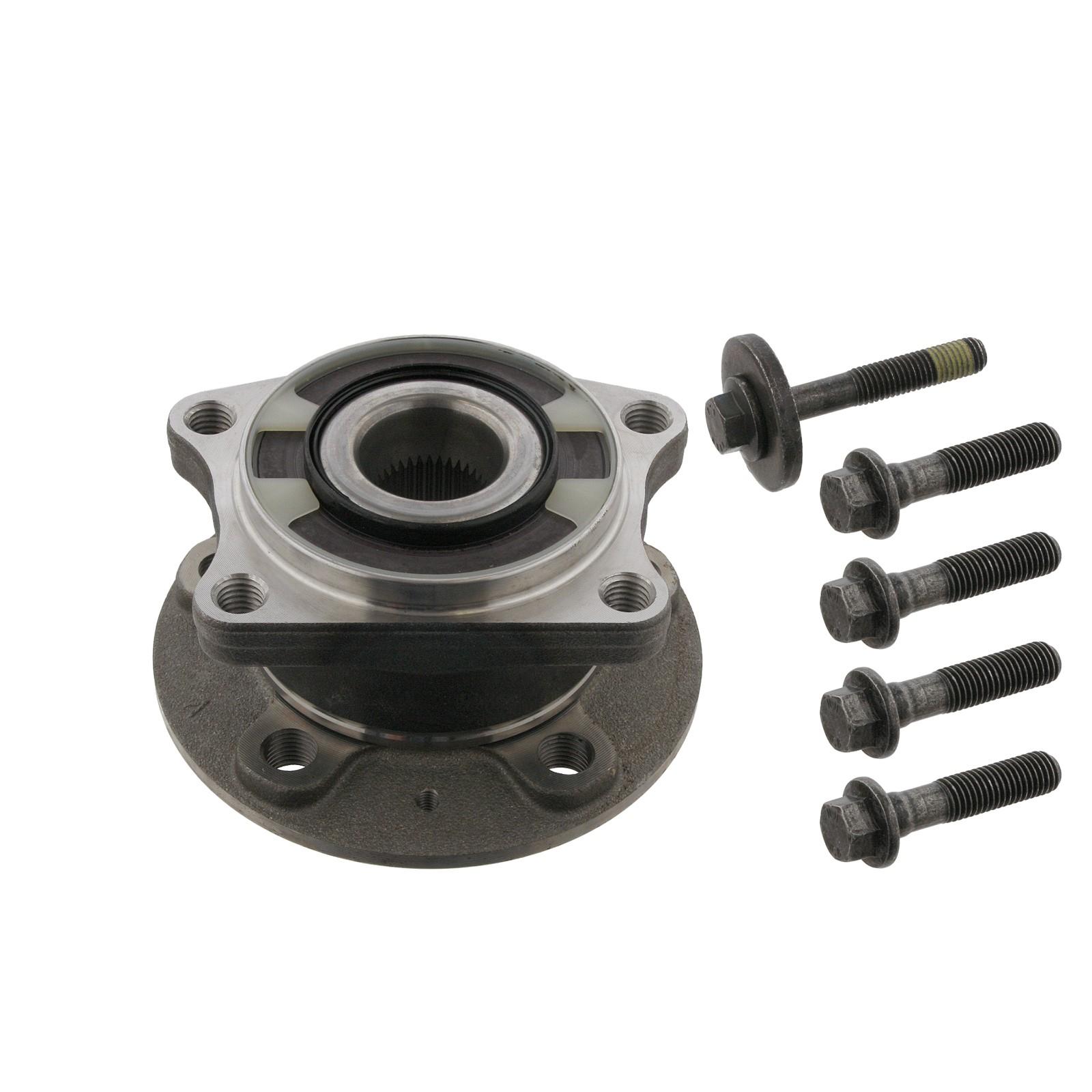FEBI 31371 Radlagersatz Radnabe VOLVO XC90 I 2.5T / T6 / 3.2 / V8 / D5 AWD hinten 31340099
