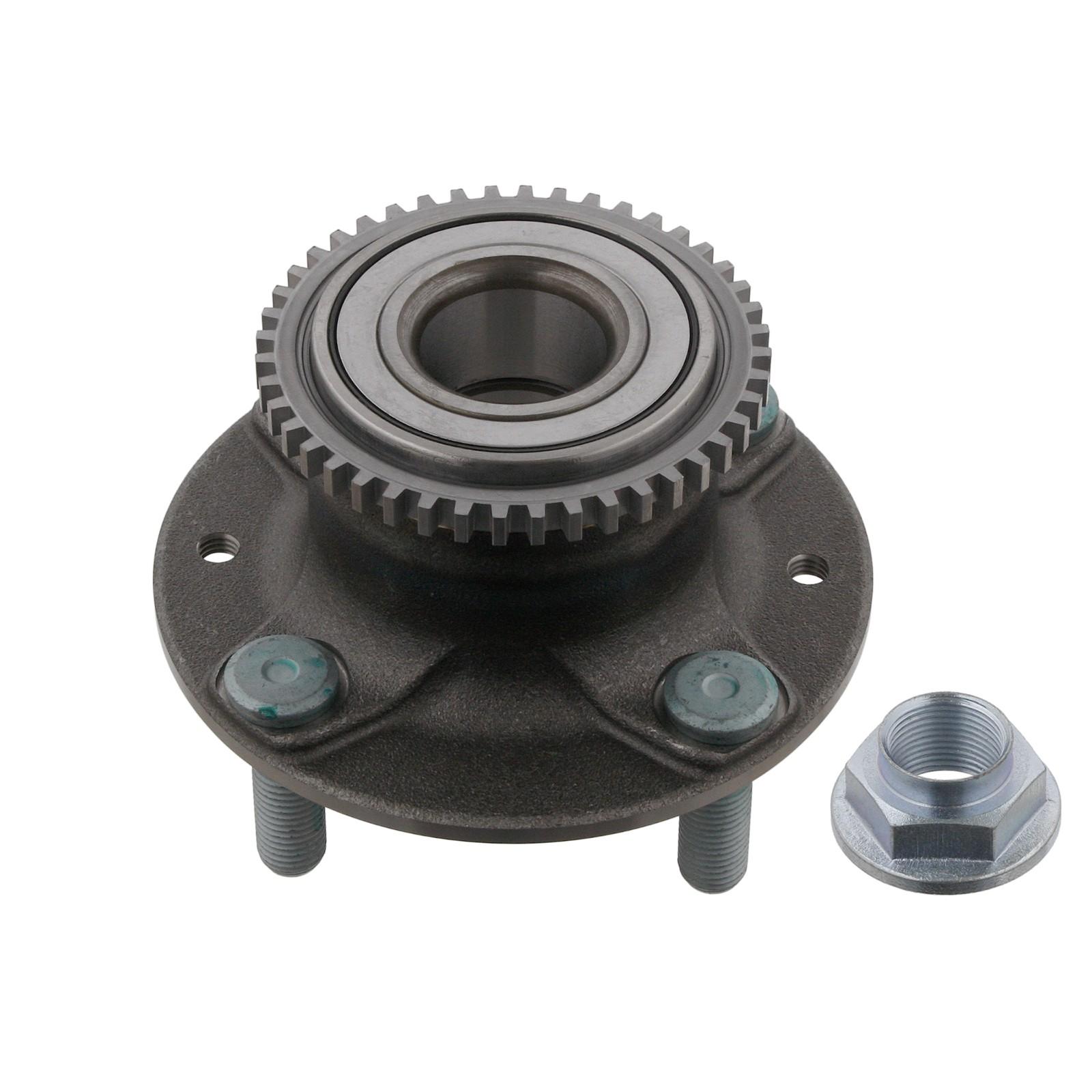 FEBI 32685 Radlagersatz Radnabe + ABS-Sensor MAZDA 323 IV V VI MX-3 hinten B603-26-15XC