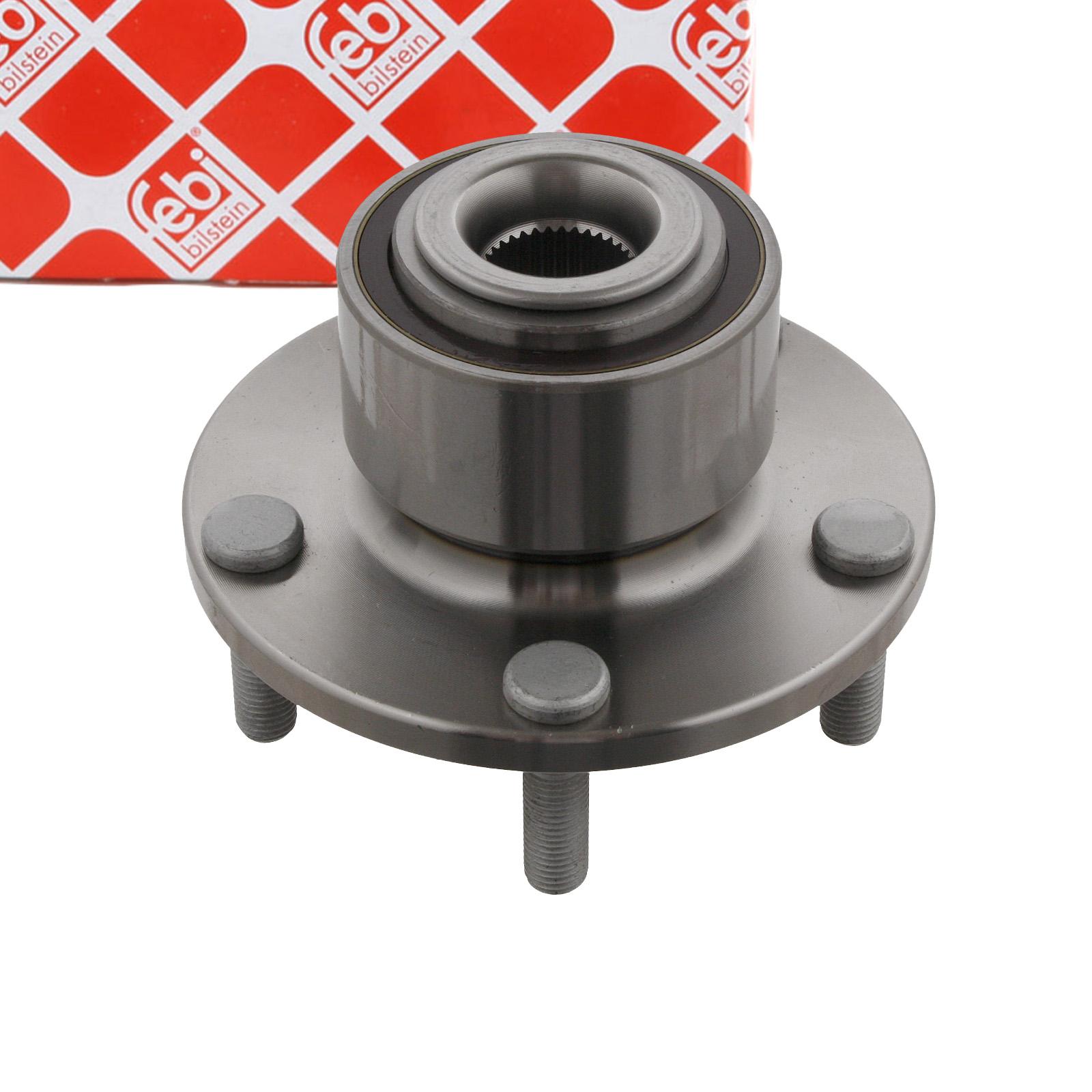 FEBI 32868 Radlagersatz Radnabe Radlager MAZDA 3 (BK) 1.3-2.0 / 1.6 DI Turbo vorne
