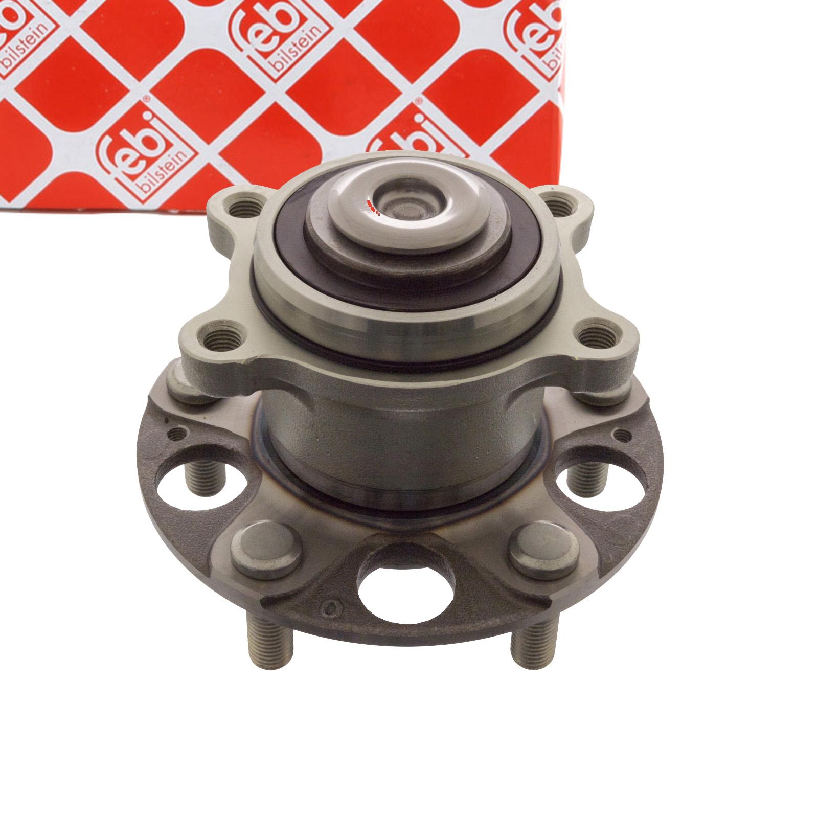 FEBI 33929 Radlagersatz Radnabe Radlager HONDA Accord 2 2.0-2.4 / 2.2 i-CTDi hinten