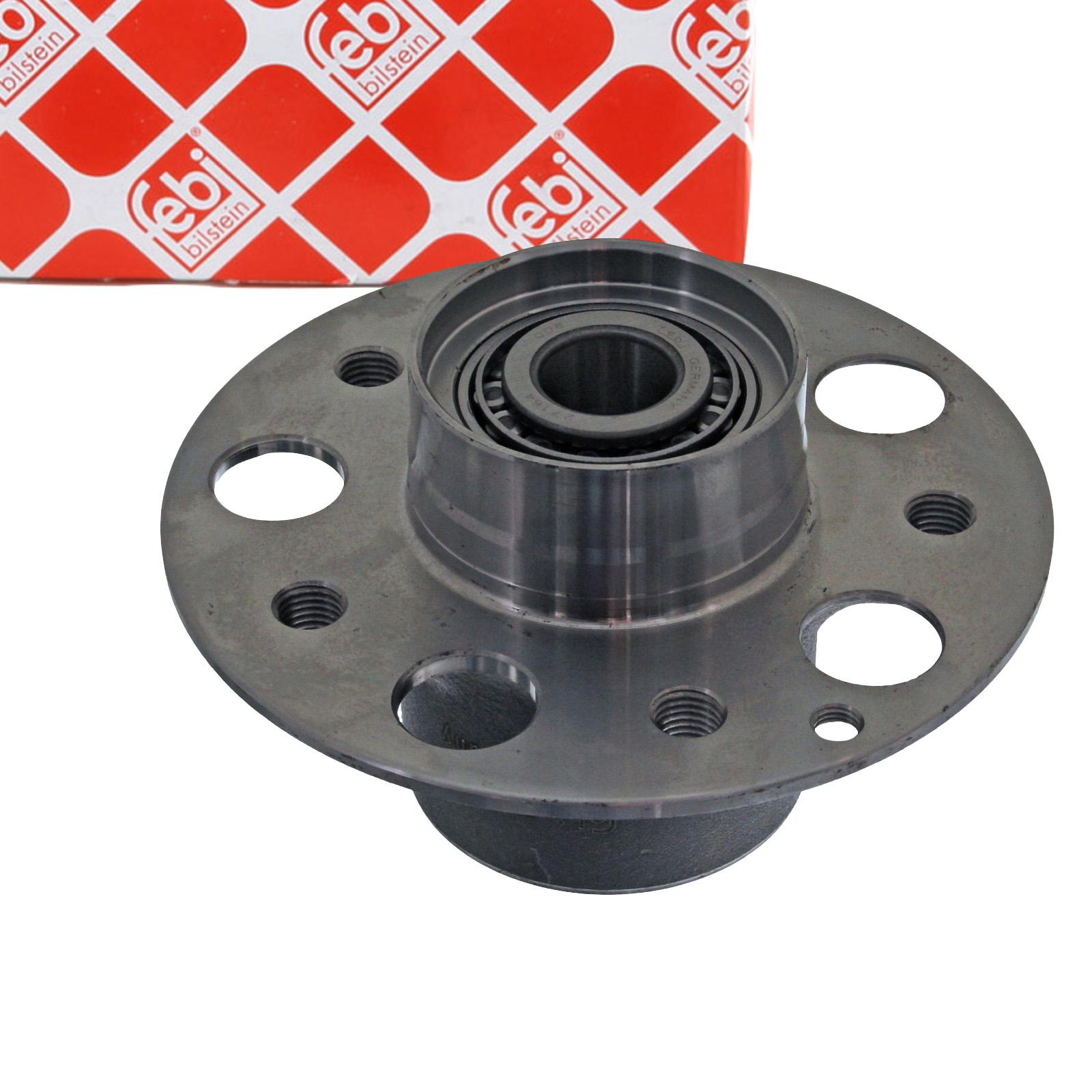 FEBI 36077 Radlagersatz Radnabe MERCEDES W203 CL203 C209 A209 SLK R171 vorne A2093300325