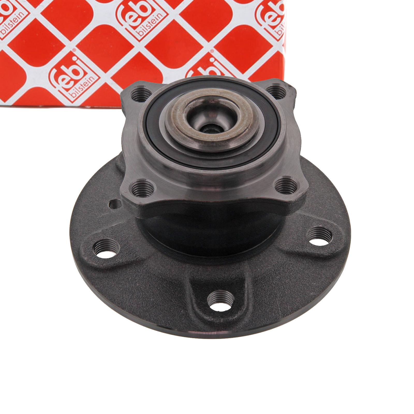 FEBI 36487 Radlagersatz Radnabe MERCEDES A-Klasse W169 A180 A180 CDI hinten A1699810027
