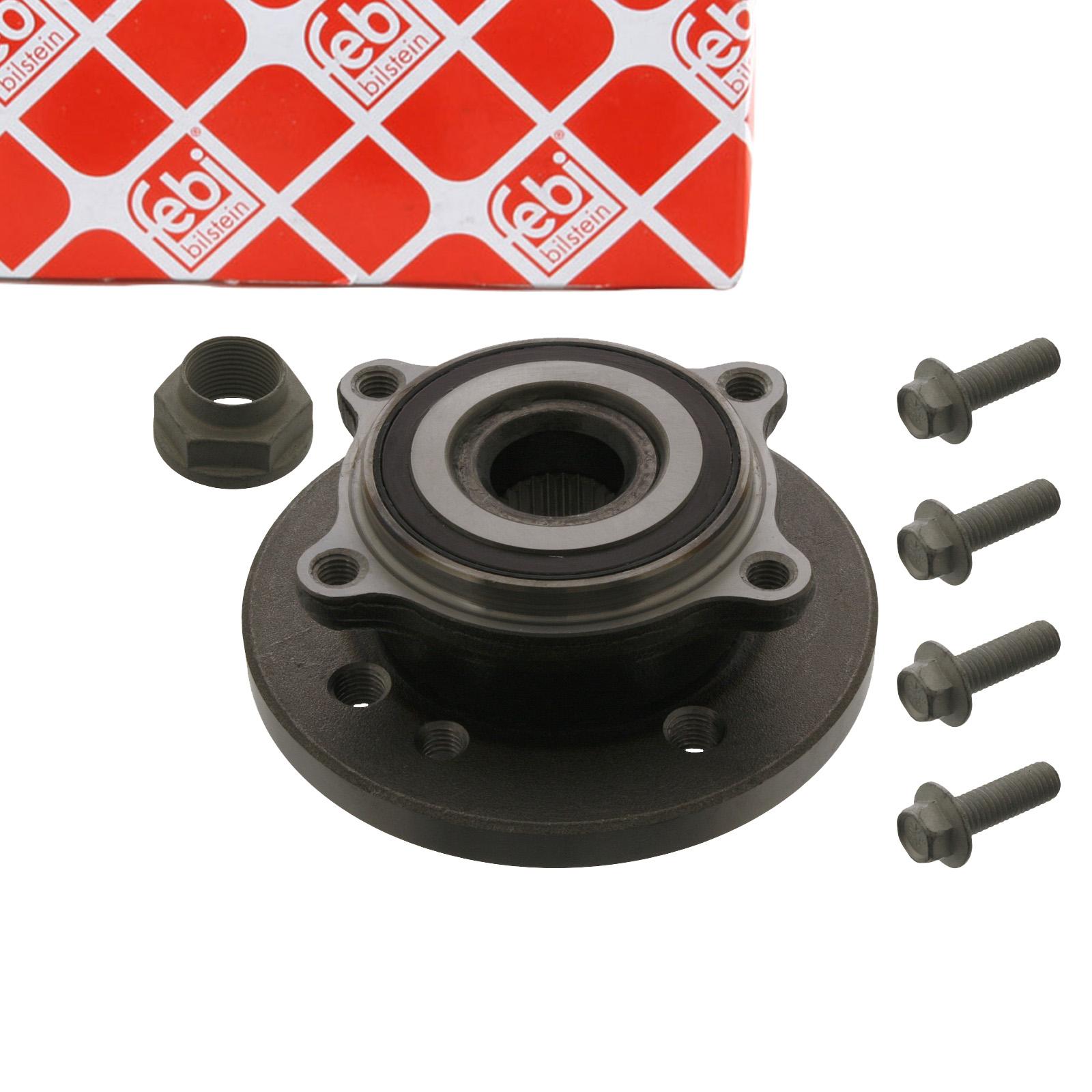 FEBI 37106 Radlagersatz Radnabe MINI R50 R53 R52 One Cooper/S S Works vorne 31226756889