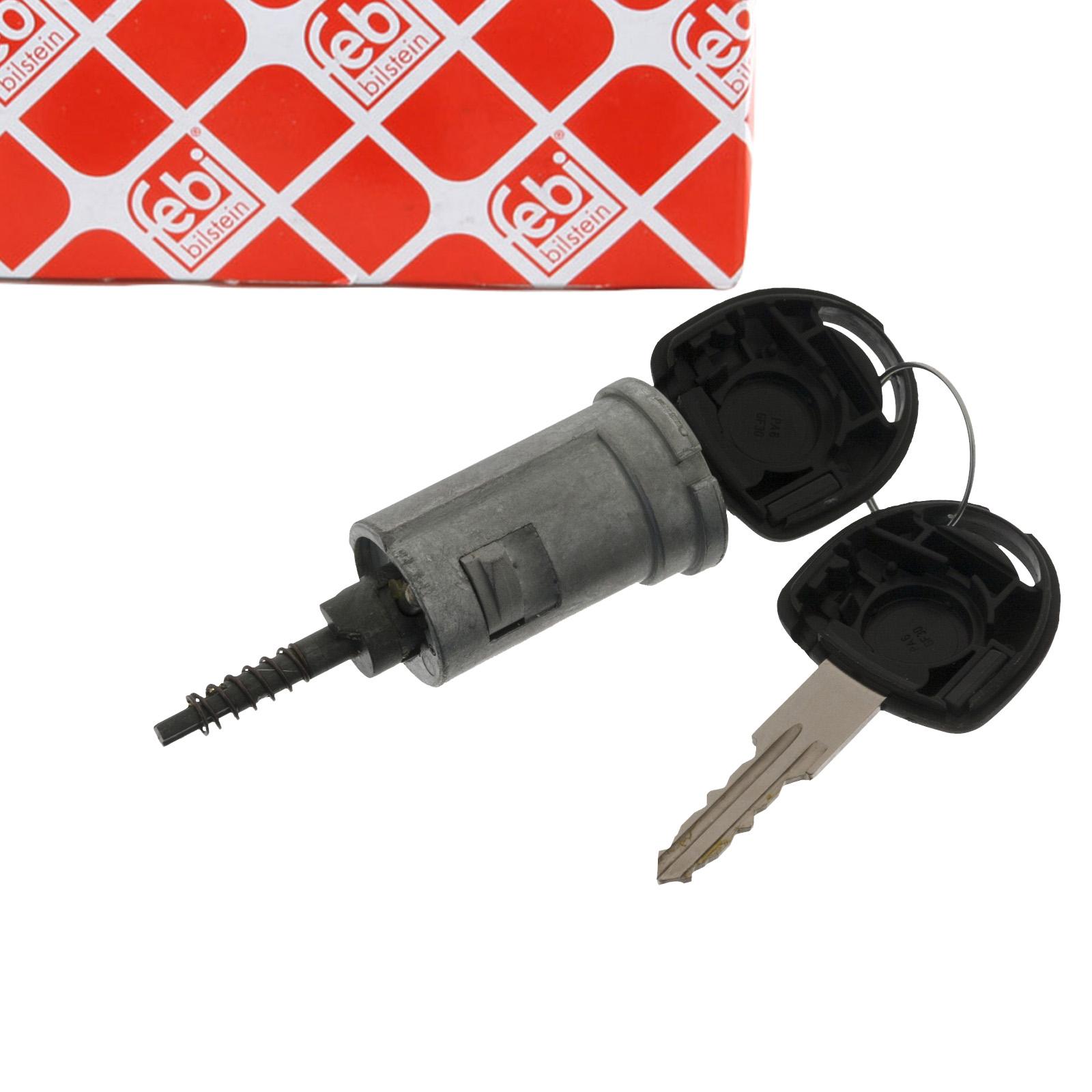 FEBI 47569 Zündschloss + 2 Schlüssel OPEL Astra F G Corsa B C Meriva A Tigra A Zafira A
