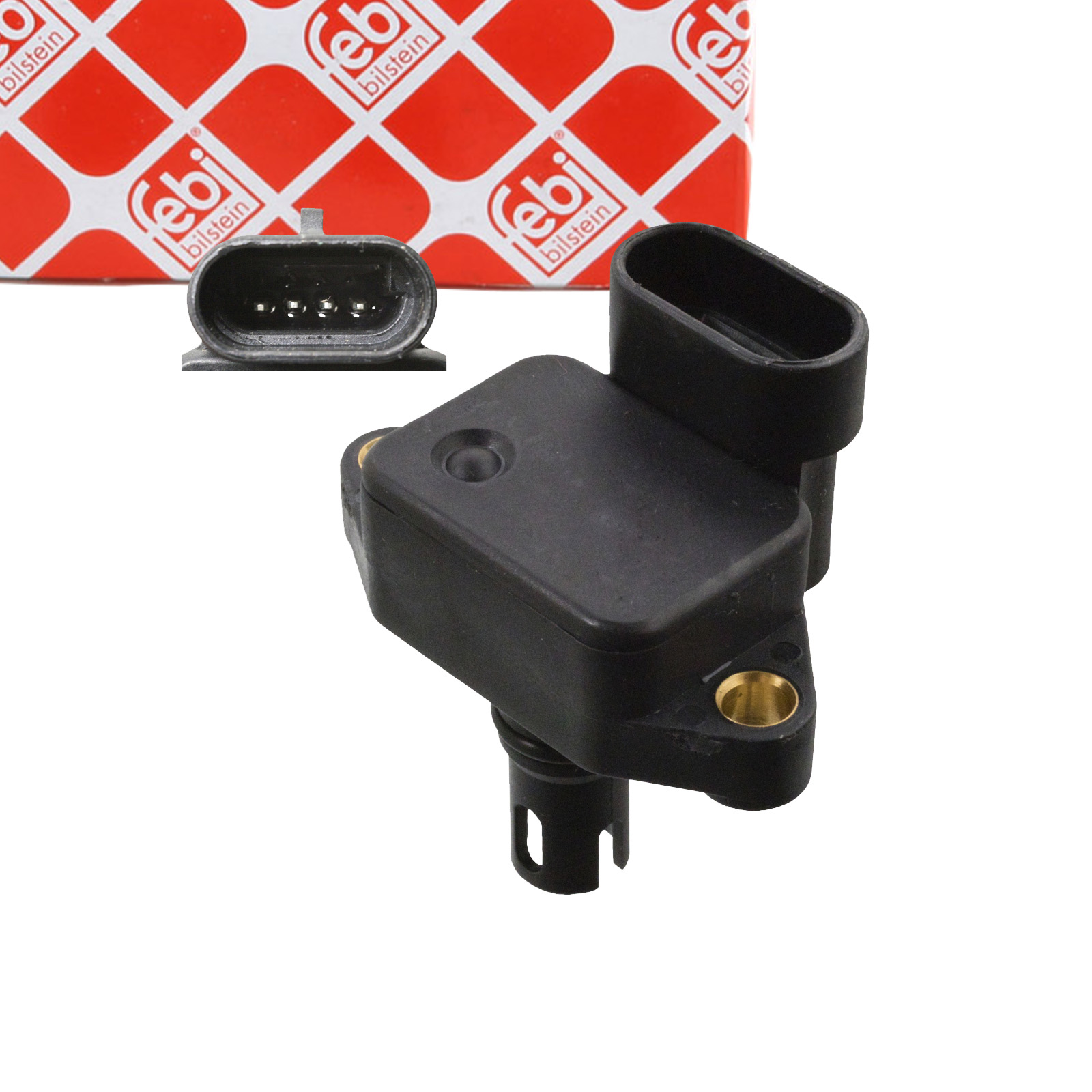 FEBI 105991 Saugrohrdrucksensor Unterdrucksensor MINI R50 R52 R53 ROVER 75 Tourer RJ