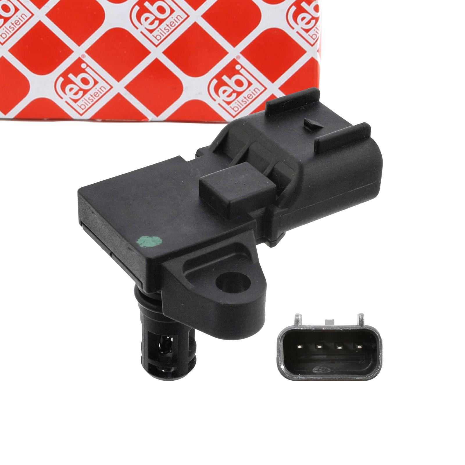 FEBI 106036 Saugrohrdrucksensor FORD B-Max JK 1.4 Fiesta 6 CB1 1.25 1.4 1.4 LPG 1516717