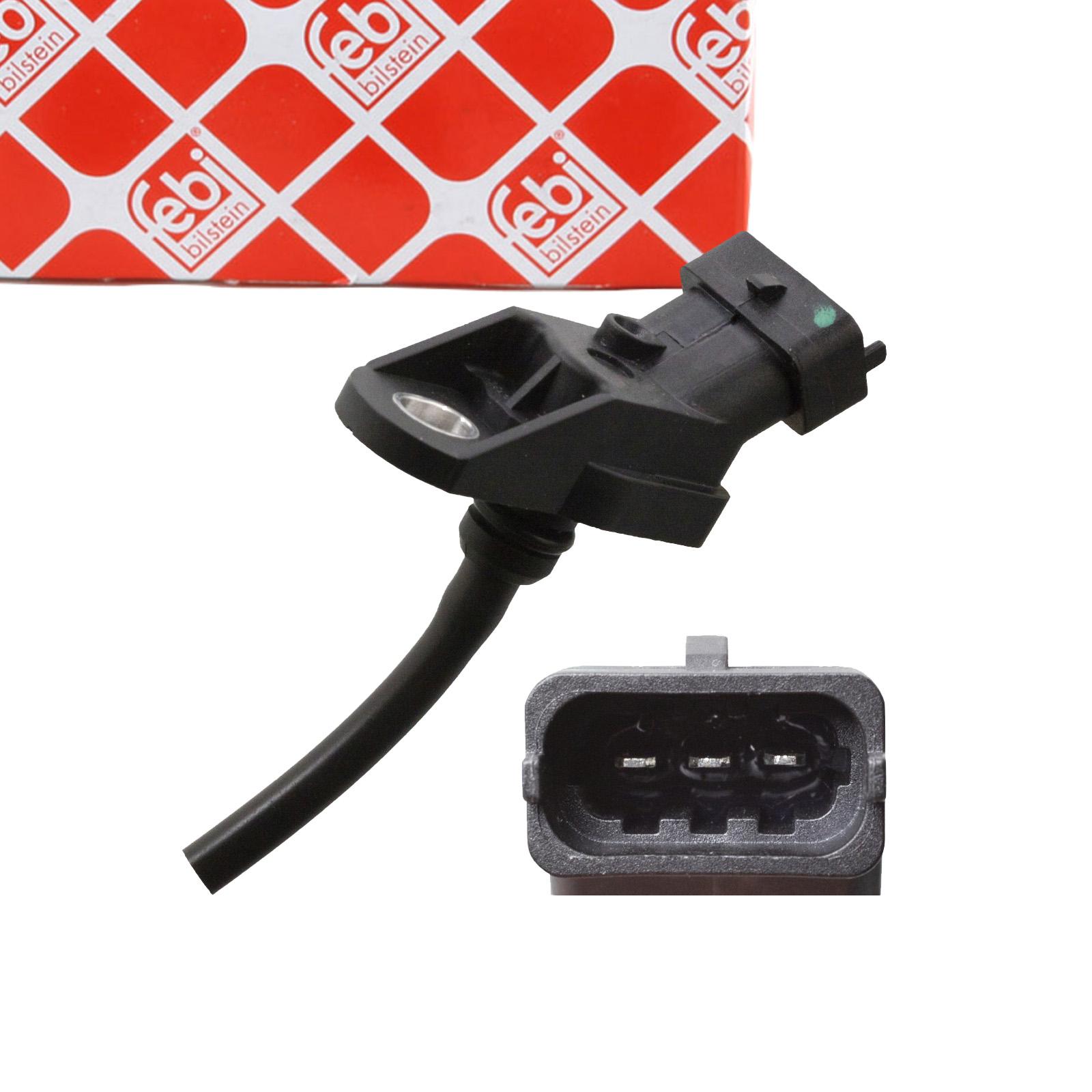 FEBI 106073 Saugrohrdrucksensor OPEL Astra G H Corsa D Meriva A Zafira A B Sintra 6238084