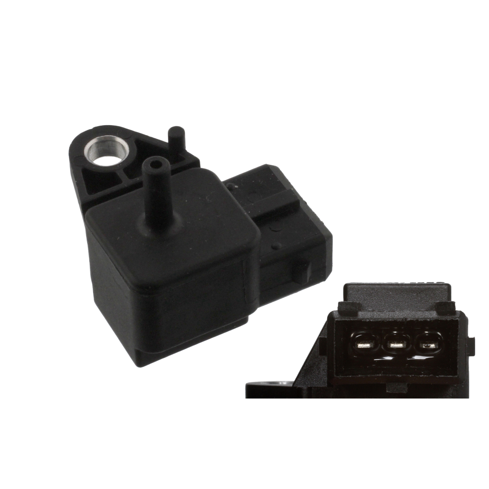FEBI 37057 Saugrohrdrucksensor MERCEDES W202 W168 W124 W140 Vito 638 Sprinter 2t-4t 903