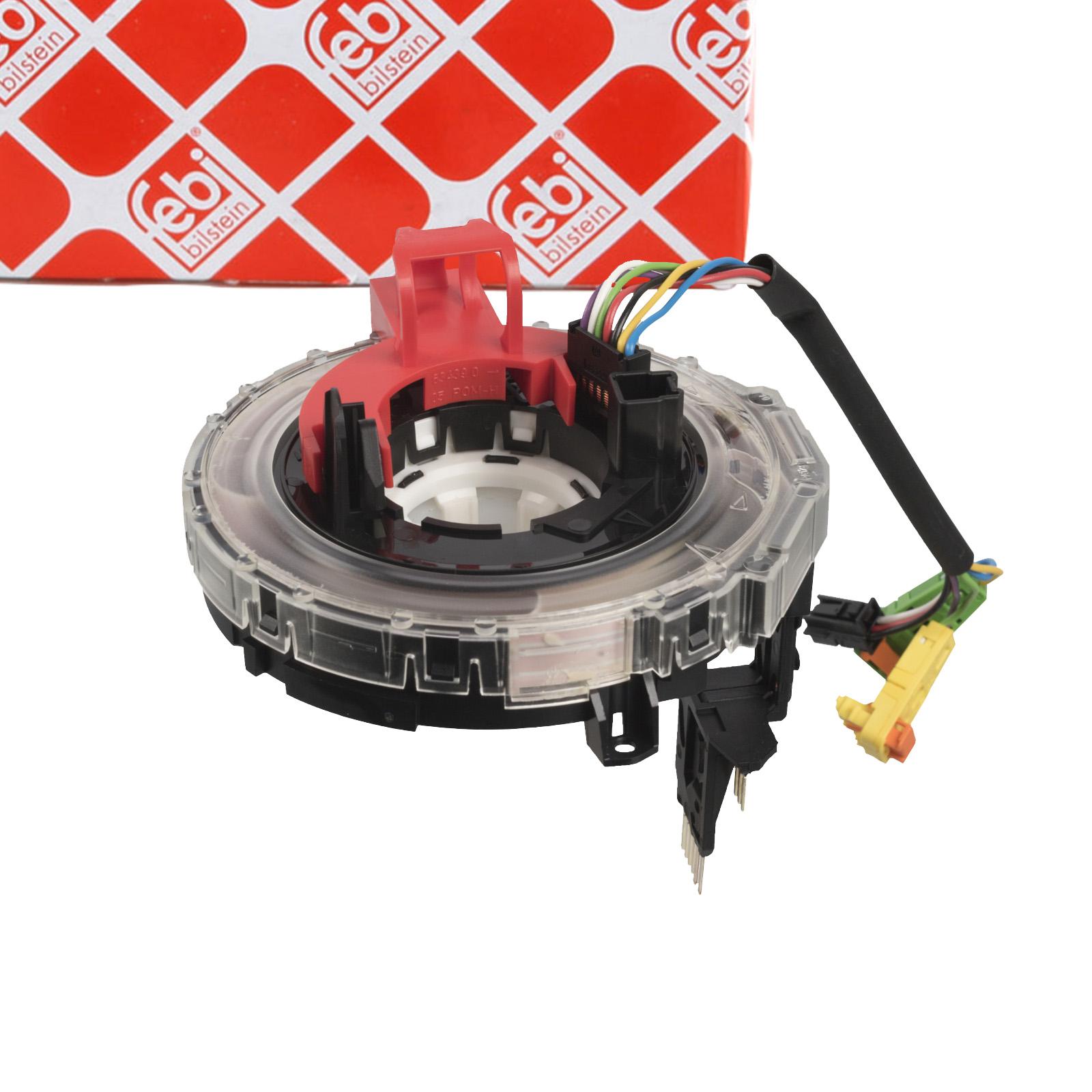 FEBI 103864 Wickelfeder Schleifring Airbag MERCEDES W211 W463 X164 W164 W251 W221