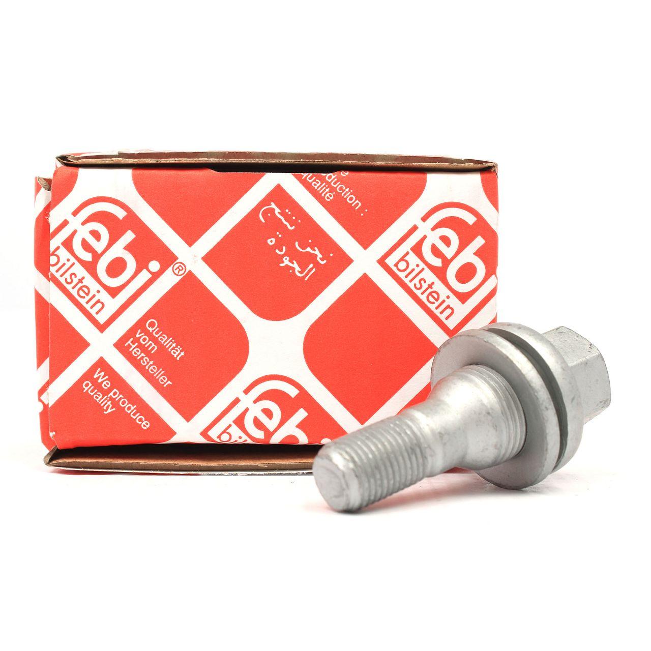 20x FEBI 29208 Radbolzen Radschrauben M12x1,25mm 17mm für CITROEN FIAT PEUGEOT