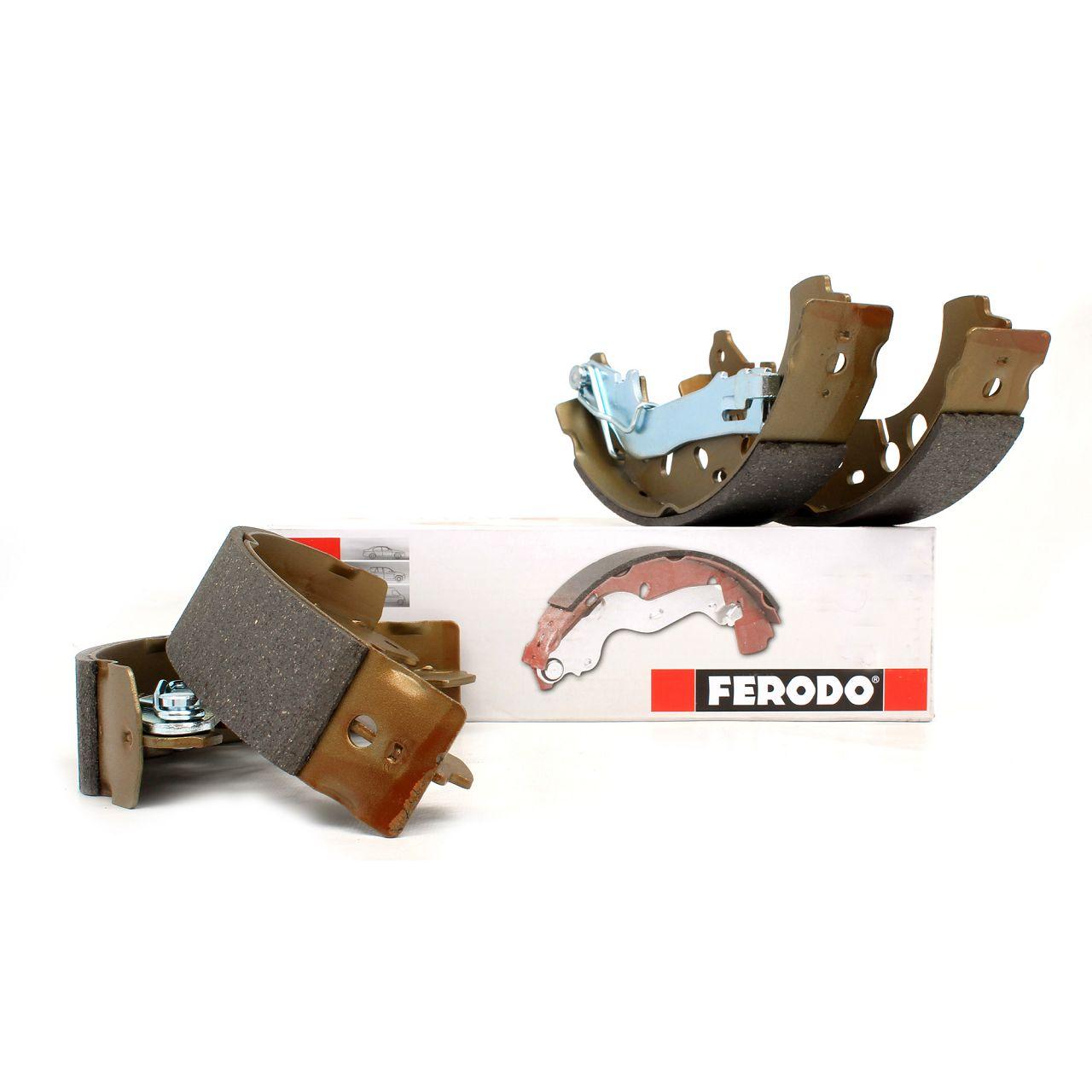 FERODO FSB682 Bremsbacken Satz FIAT Grande / Punto Evo (199_) Qubo OPEL Adam Corsa D E