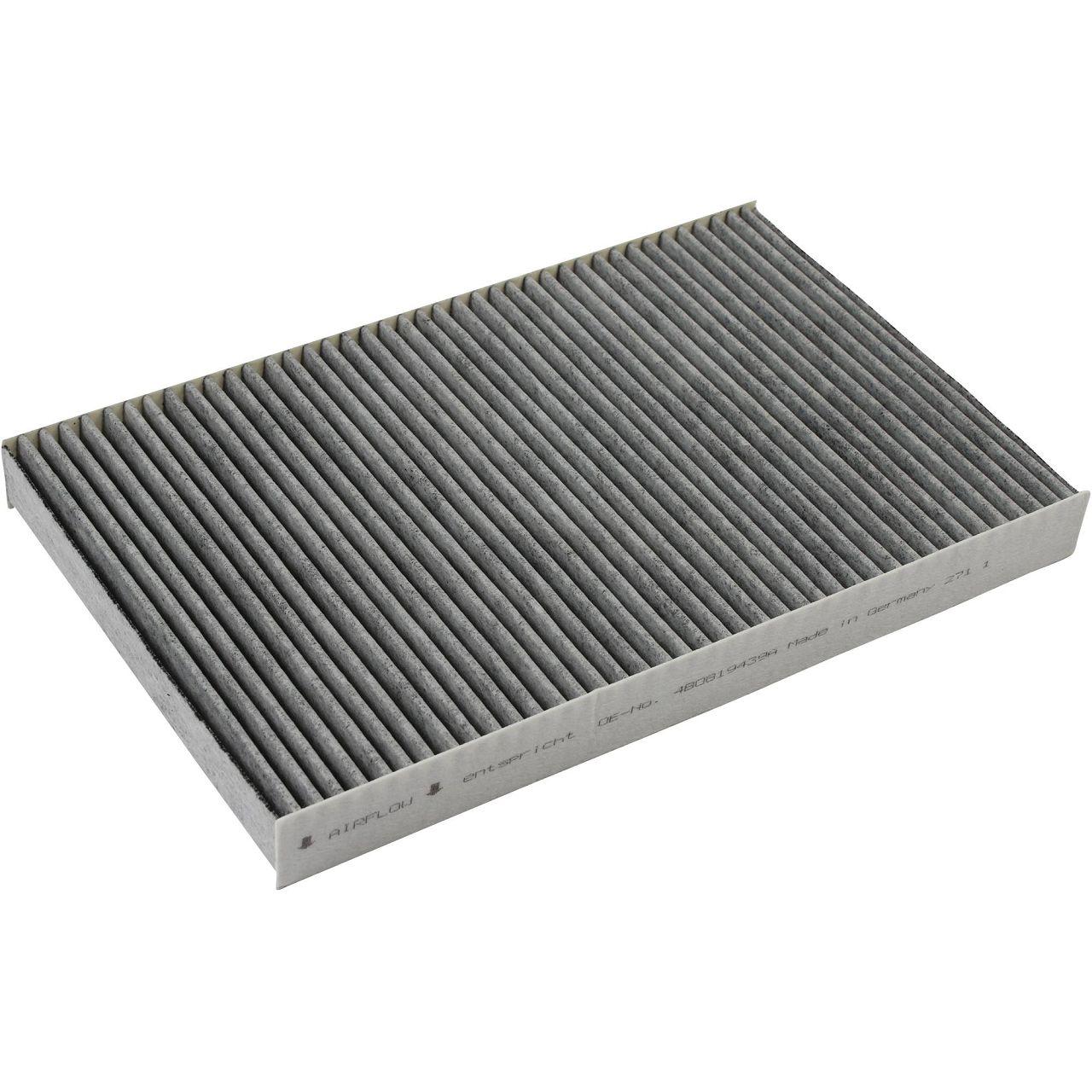Inspektionskit Filterpaket Filterset für Audi A4 (8E B7) 1.8T quattro 163 PS